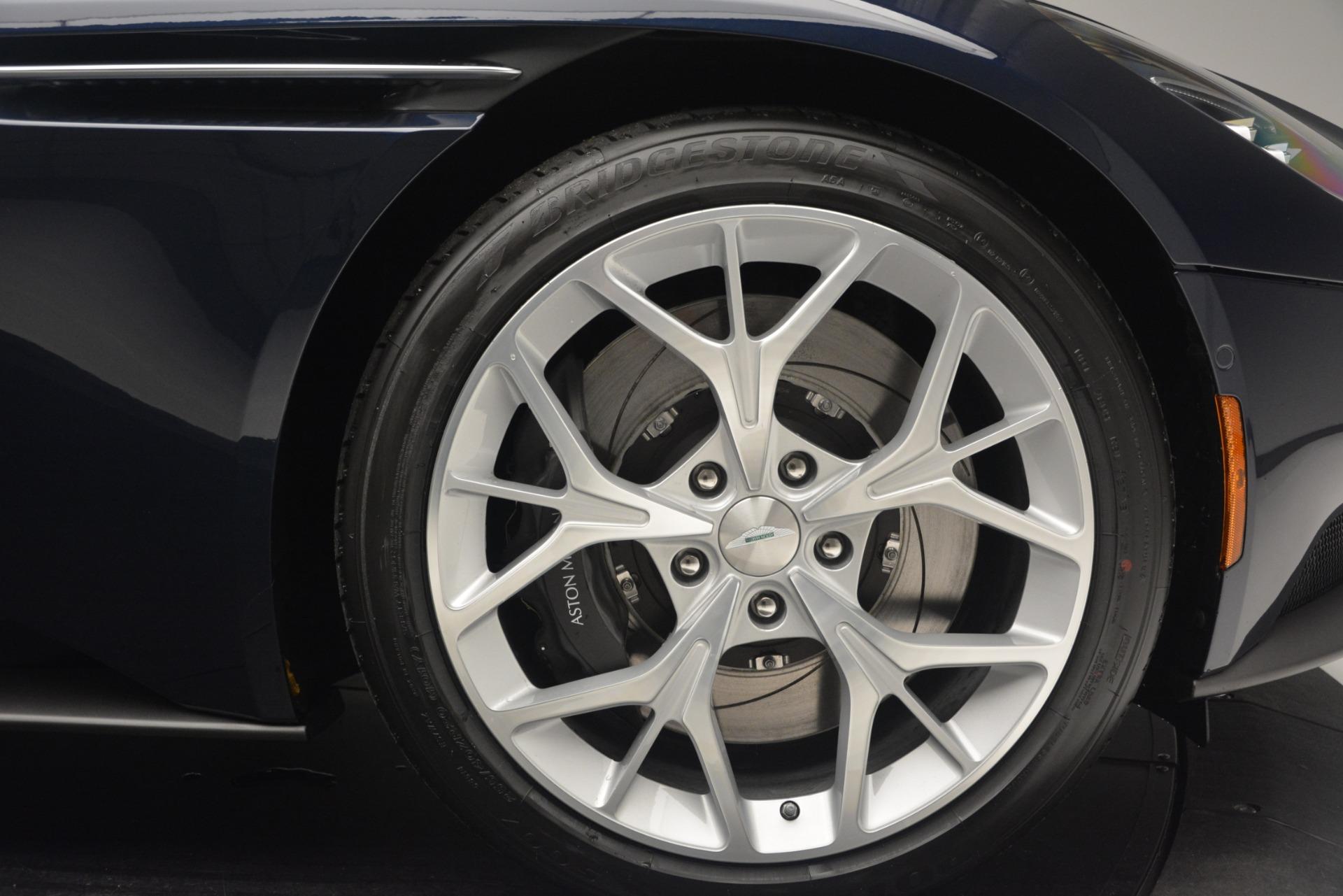 New 2019 Aston Martin DB11 Volante Volante For Sale In Greenwich, CT. Alfa Romeo of Greenwich, A1326 2594_p30