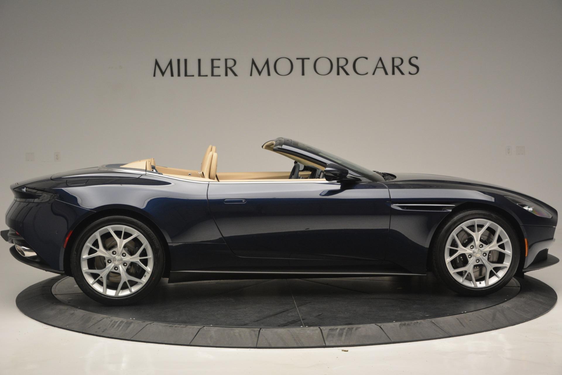 New 2019 Aston Martin DB11 Volante Volante For Sale In Greenwich, CT. Alfa Romeo of Greenwich, A1326 2594_p9