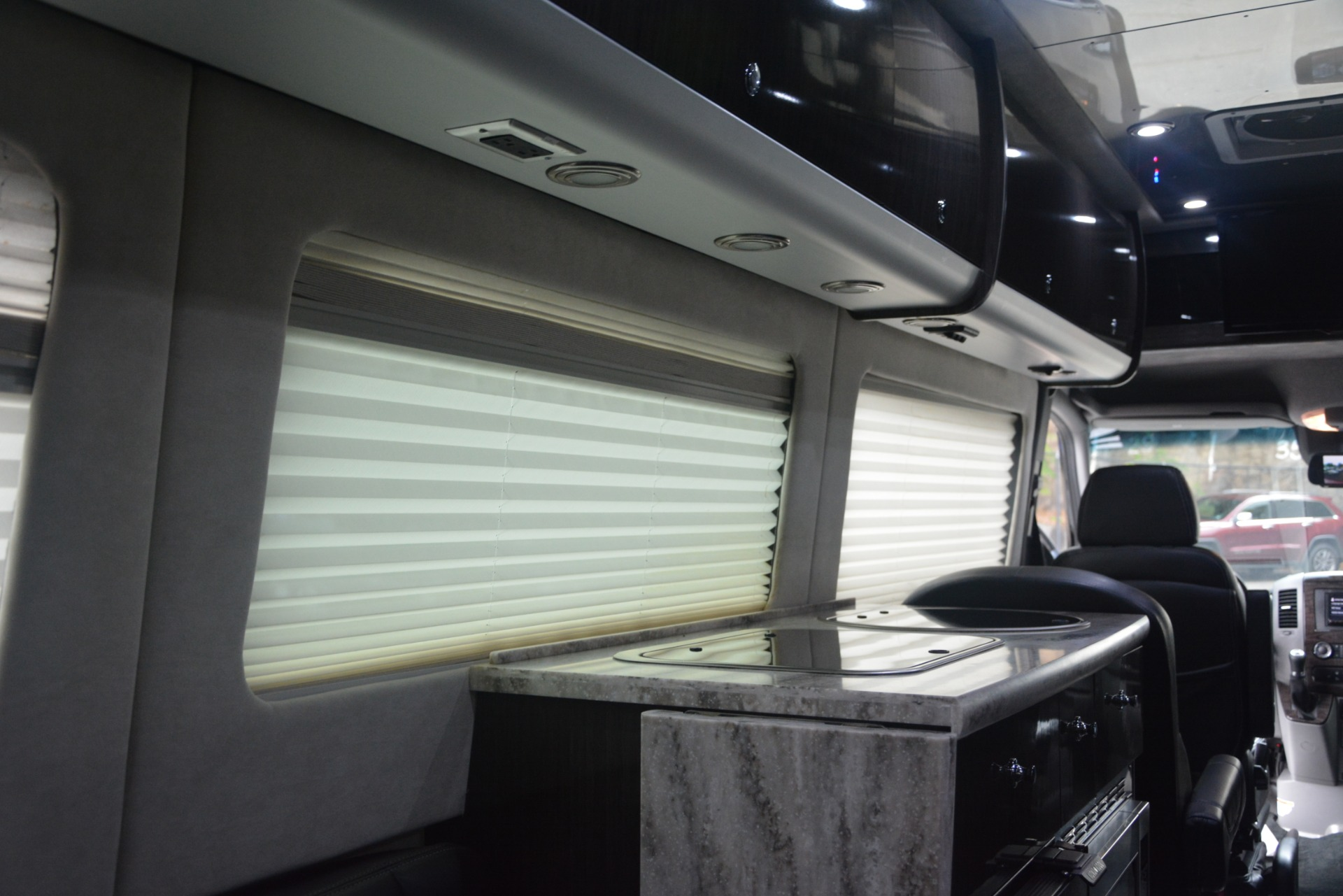 Used 2014 Mercedes-Benz Sprinter 3500 Airstream Lounge Extended For Sale In Greenwich, CT. Alfa Romeo of Greenwich, 1234 2595_p24