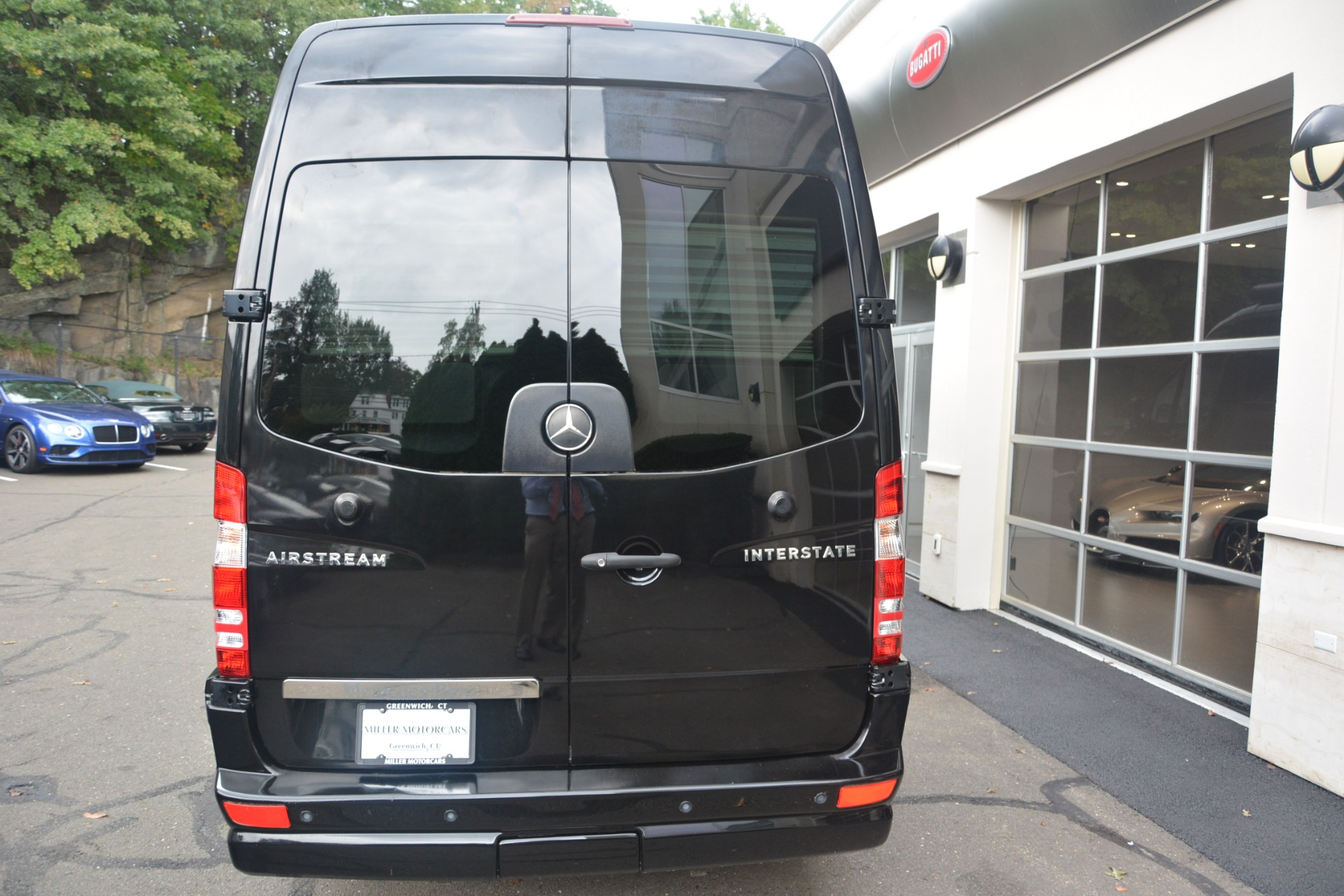 Used 2014 Mercedes-Benz Sprinter 3500 Airstream Lounge Extended For Sale In Greenwich, CT. Alfa Romeo of Greenwich, 1234 2595_p6