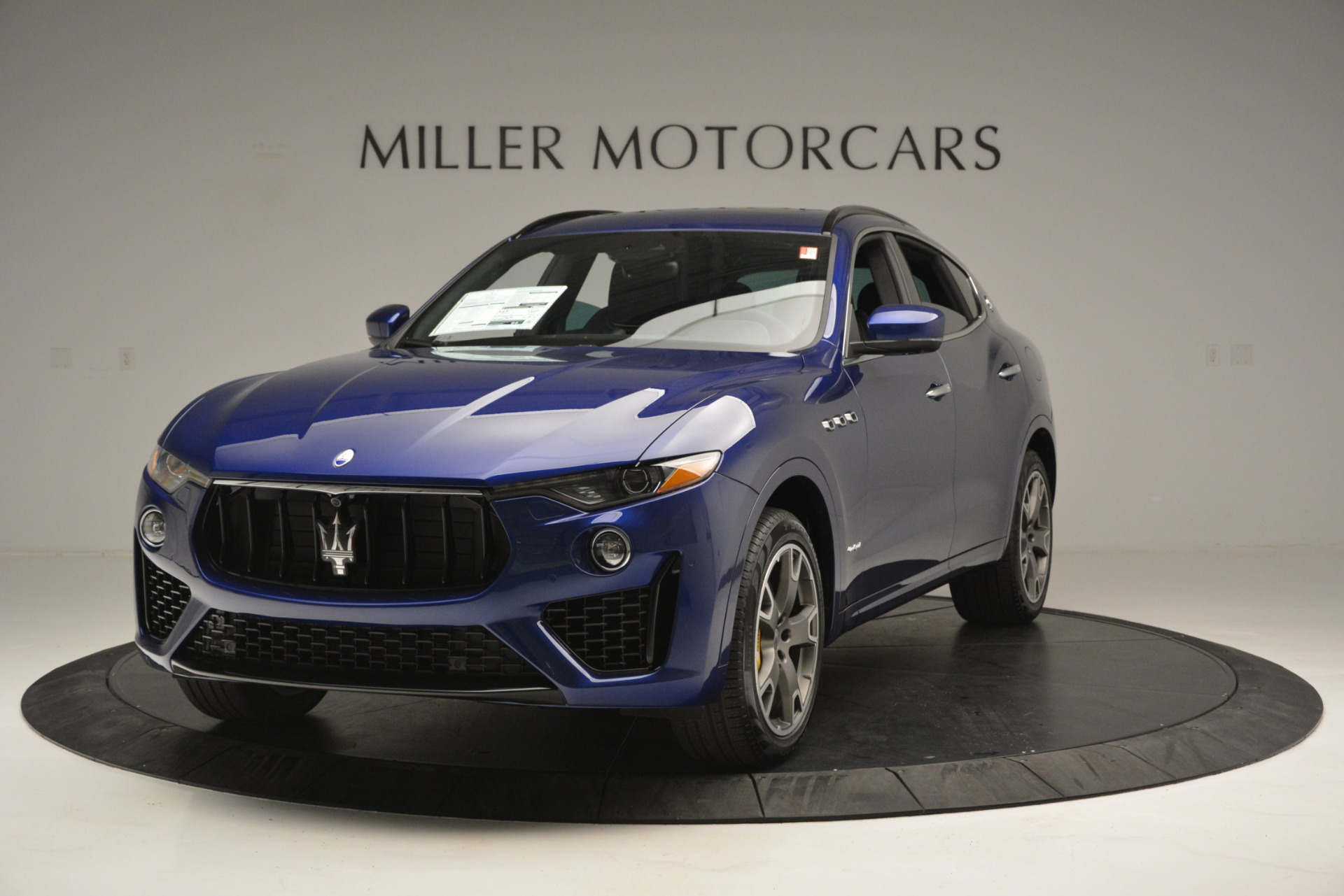 New 2019 Maserati Levante S Q4 GranSport For Sale In Greenwich, CT. Alfa Romeo of Greenwich, W616