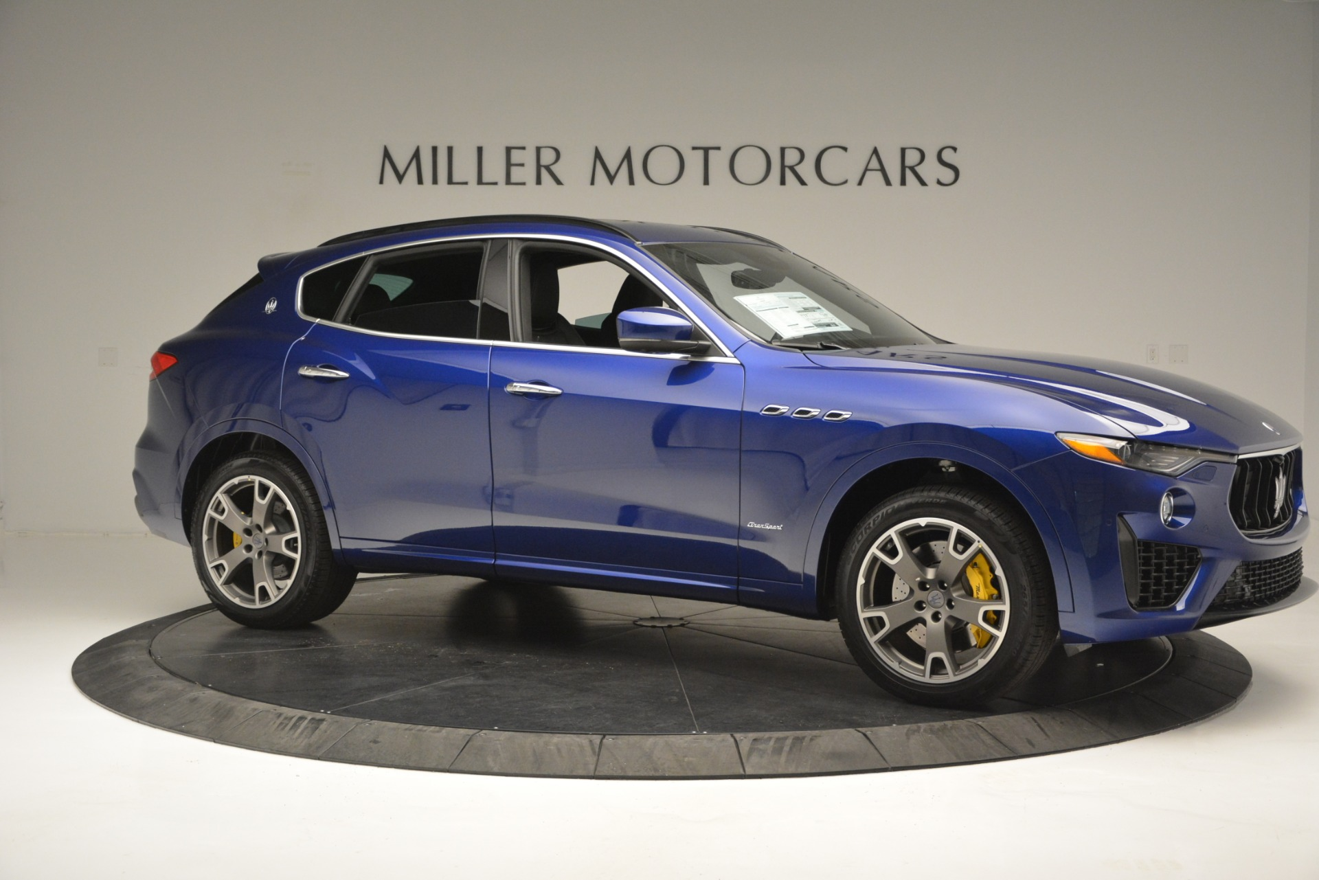 New 2019 Maserati Levante S Q4 GranSport For Sale In Greenwich, CT. Alfa Romeo of Greenwich, W616 2596_p10