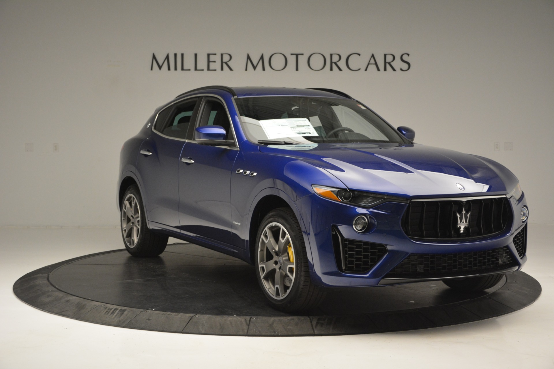 New 2019 Maserati Levante S Q4 GranSport For Sale In Greenwich, CT. Alfa Romeo of Greenwich, W616 2596_p11