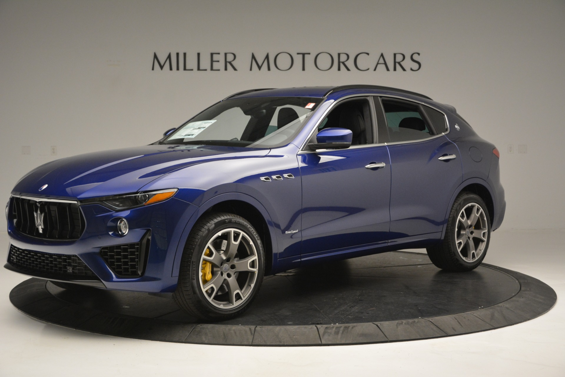 New 2019 Maserati Levante S Q4 GranSport For Sale In Greenwich, CT. Alfa Romeo of Greenwich, W616 2596_p2