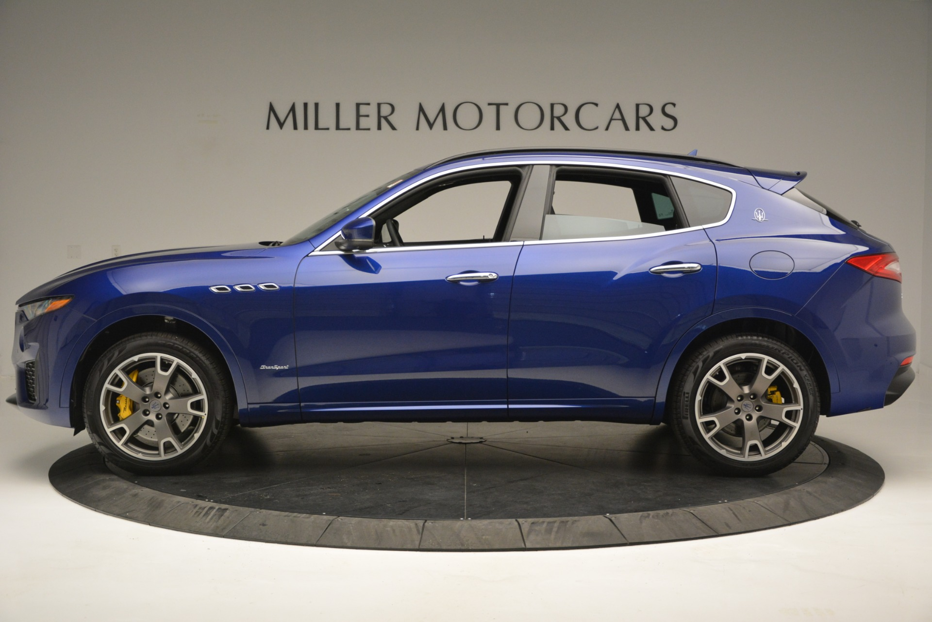 New 2019 Maserati Levante S Q4 GranSport For Sale In Greenwich, CT. Alfa Romeo of Greenwich, W616 2596_p3