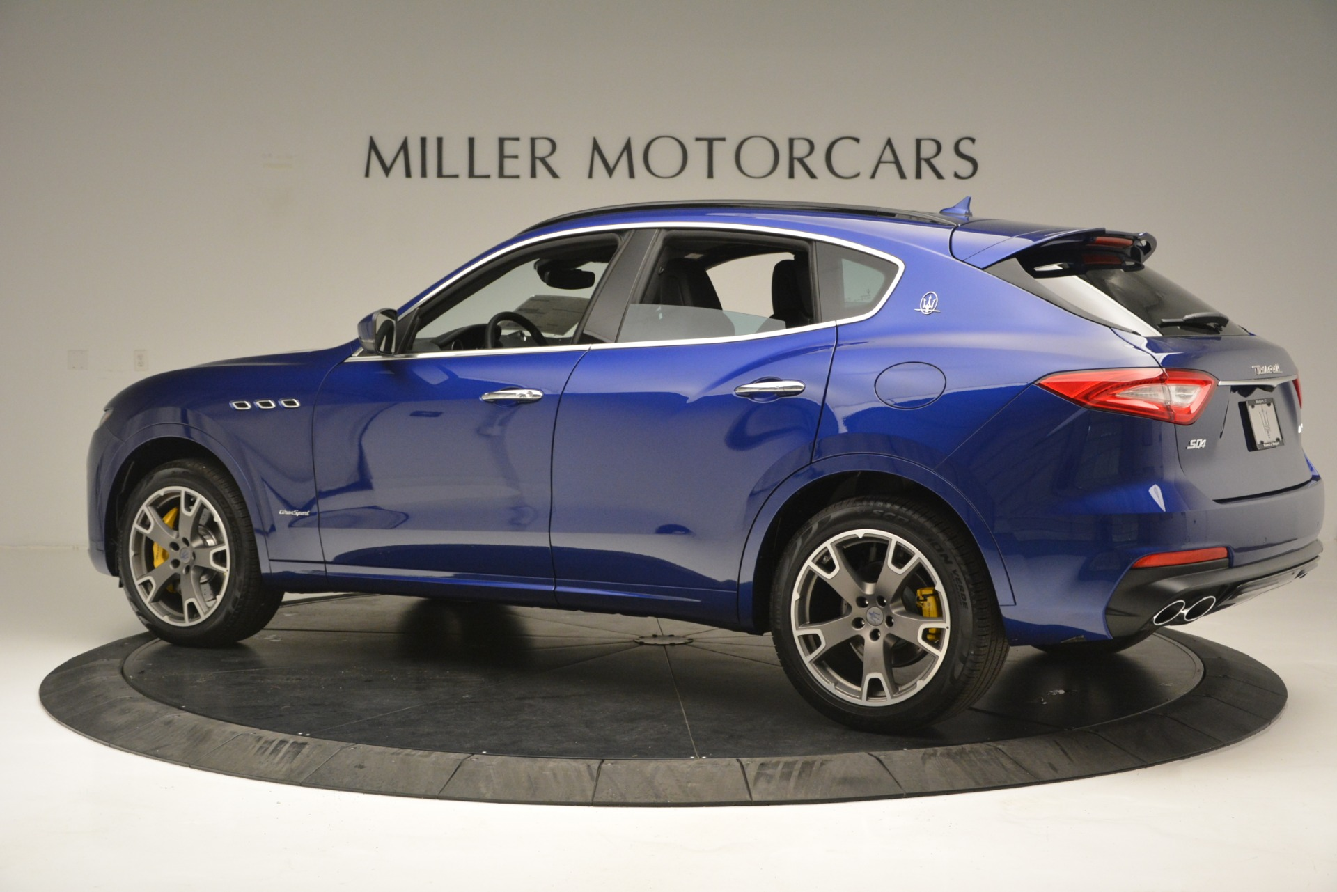 New 2019 Maserati Levante S Q4 GranSport For Sale In Greenwich, CT. Alfa Romeo of Greenwich, W616 2596_p4