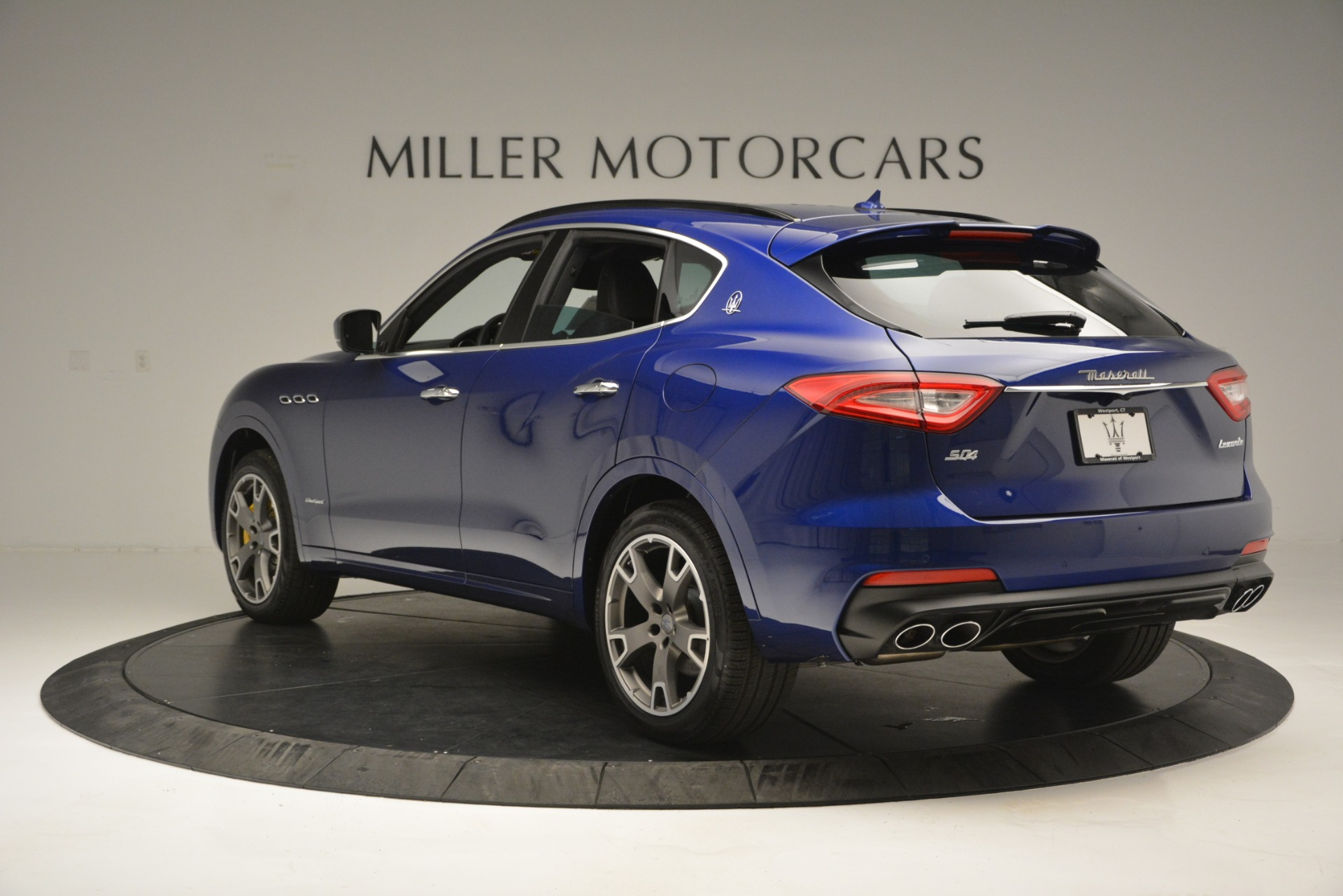 New 2019 Maserati Levante S Q4 GranSport For Sale In Greenwich, CT. Alfa Romeo of Greenwich, W616 2596_p5