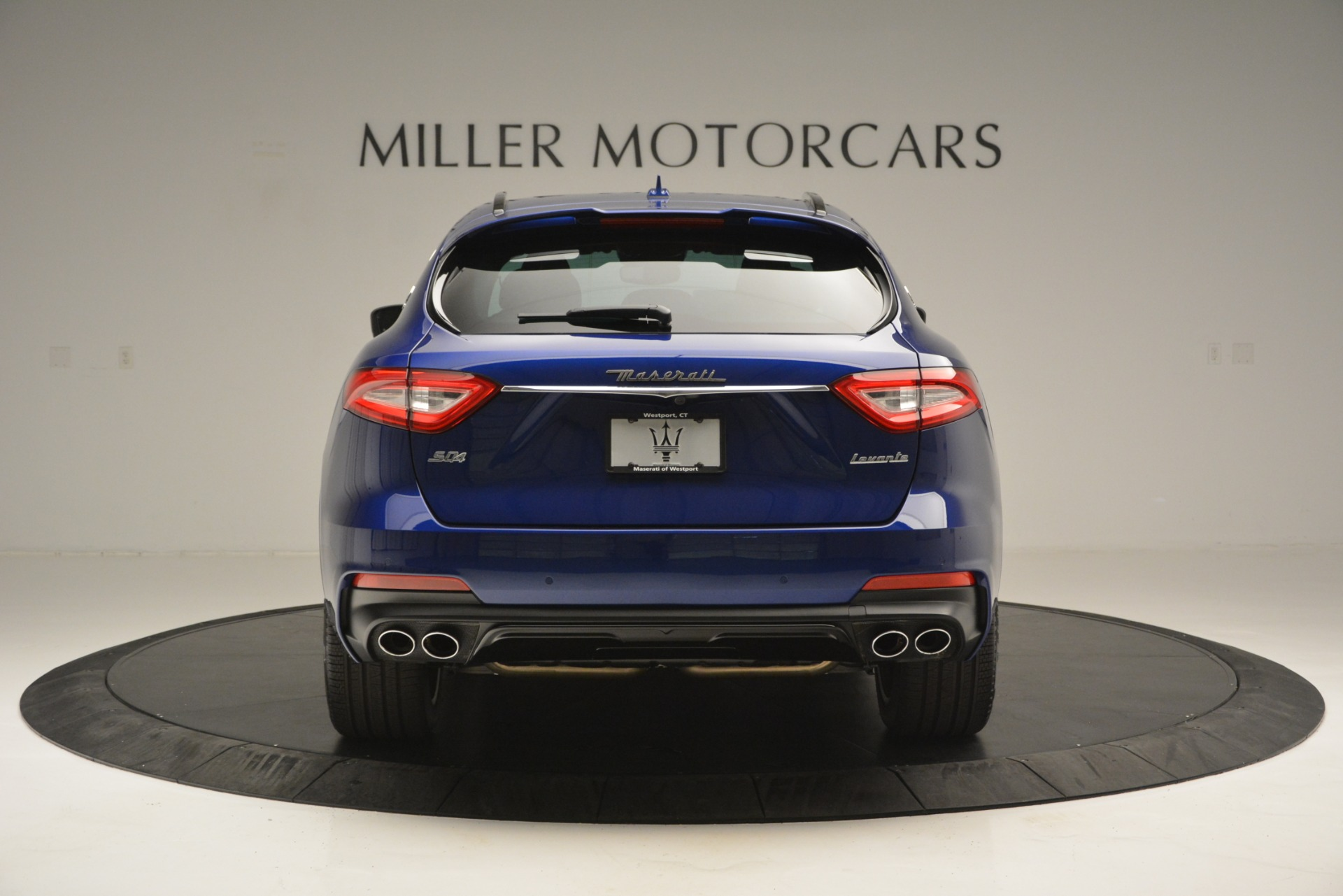 New 2019 Maserati Levante S Q4 GranSport For Sale In Greenwich, CT. Alfa Romeo of Greenwich, W616 2596_p6