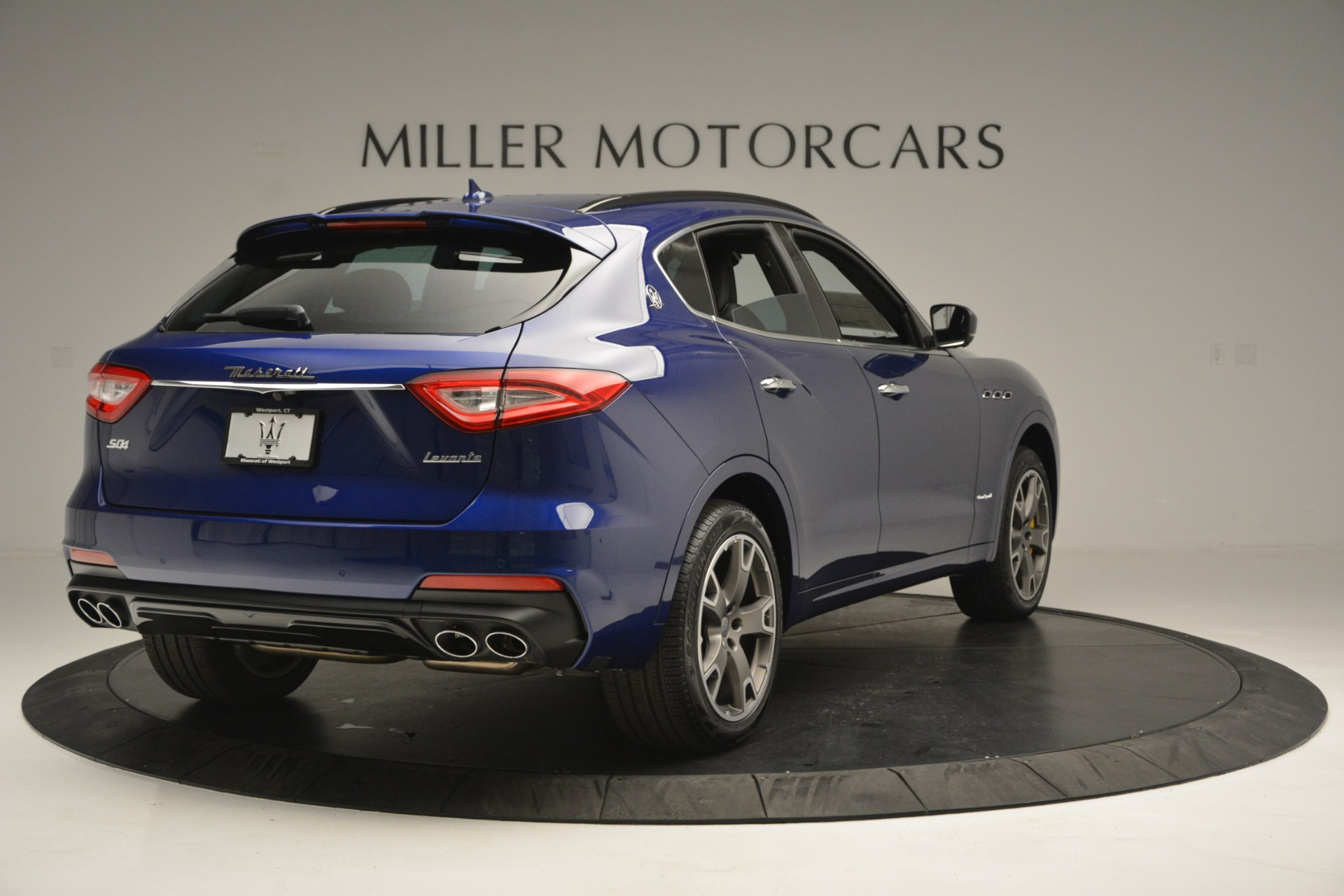 New 2019 Maserati Levante S Q4 GranSport For Sale In Greenwich, CT. Alfa Romeo of Greenwich, W616 2596_p7