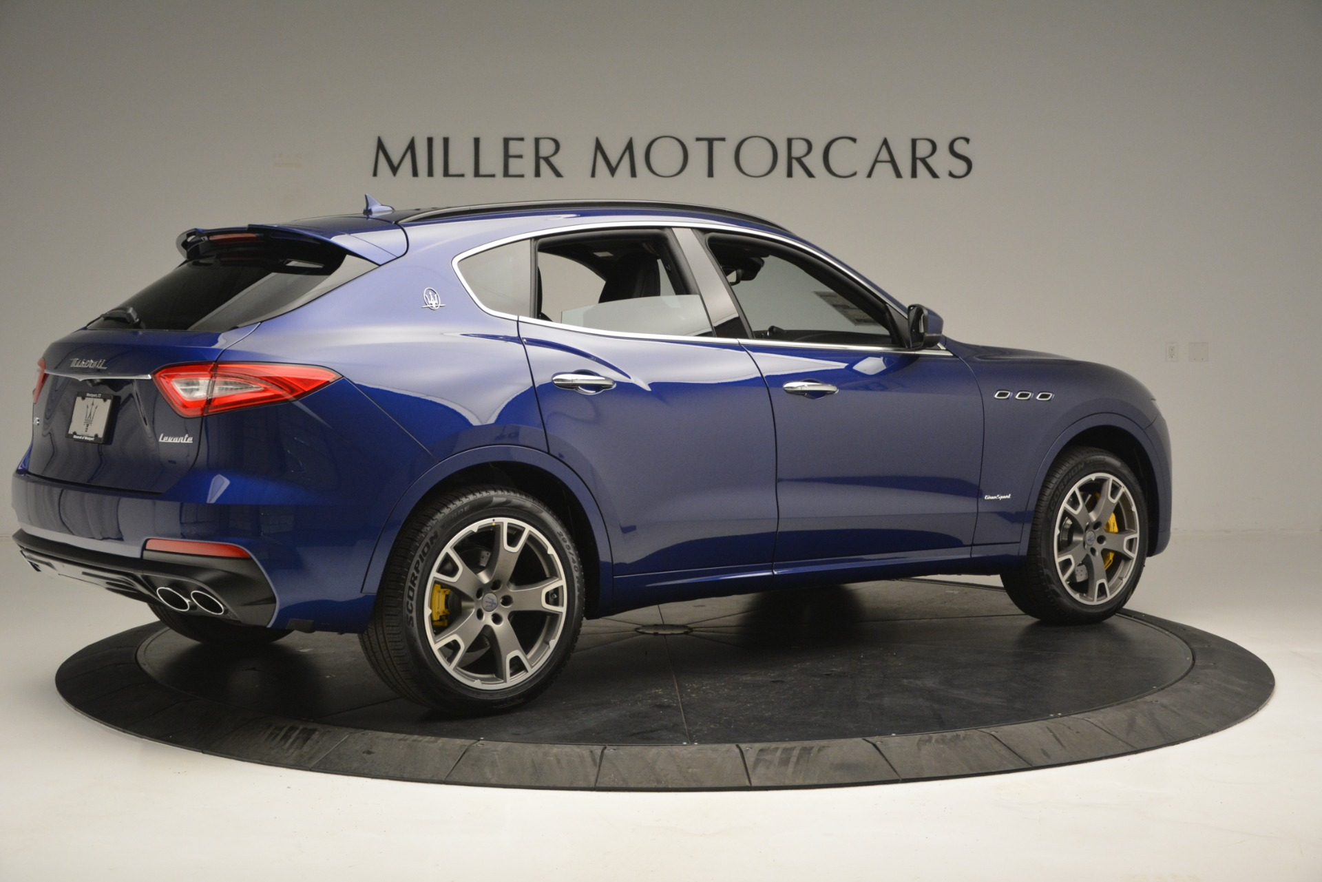 New 2019 Maserati Levante S Q4 GranSport For Sale In Greenwich, CT. Alfa Romeo of Greenwich, W616 2596_p8