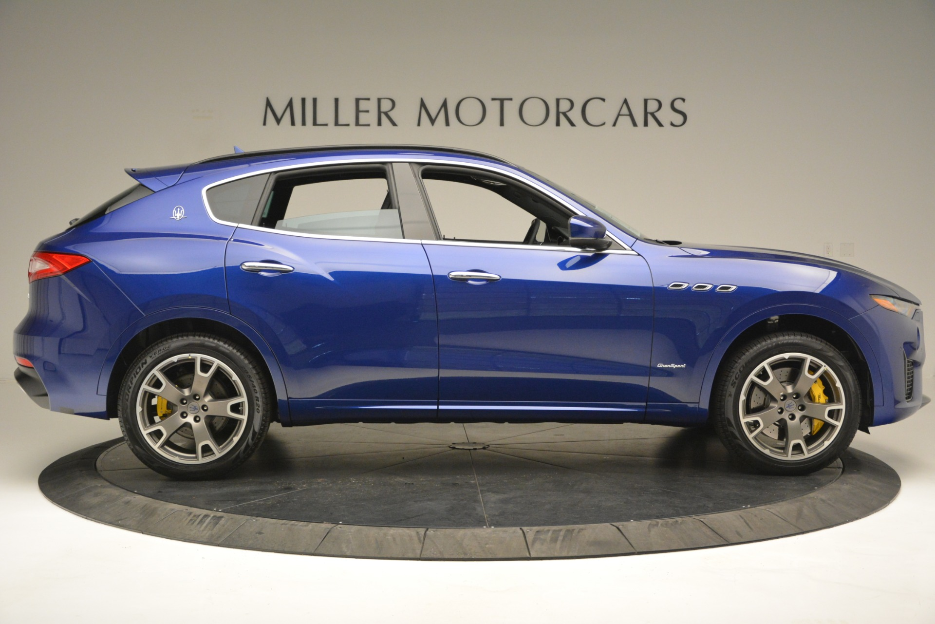 New 2019 Maserati Levante S Q4 GranSport For Sale In Greenwich, CT. Alfa Romeo of Greenwich, W616 2596_p9