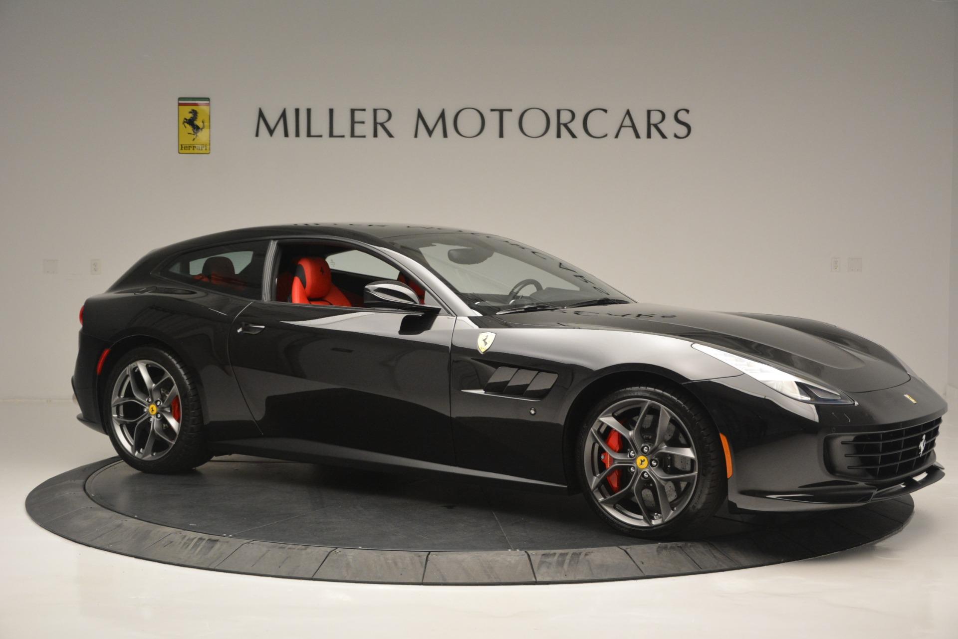 Used 2018 Ferrari GTC4LussoT V8 For Sale In Greenwich, CT. Alfa Romeo of Greenwich, F2016A 2598_p10