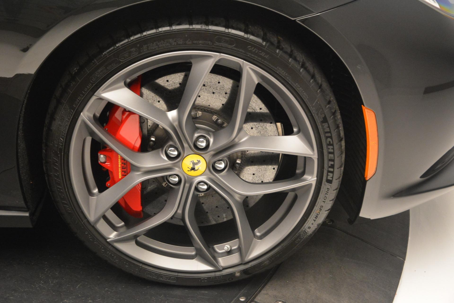 Used 2018 Ferrari GTC4LussoT V8 For Sale In Greenwich, CT. Alfa Romeo of Greenwich, F2016A 2598_p13