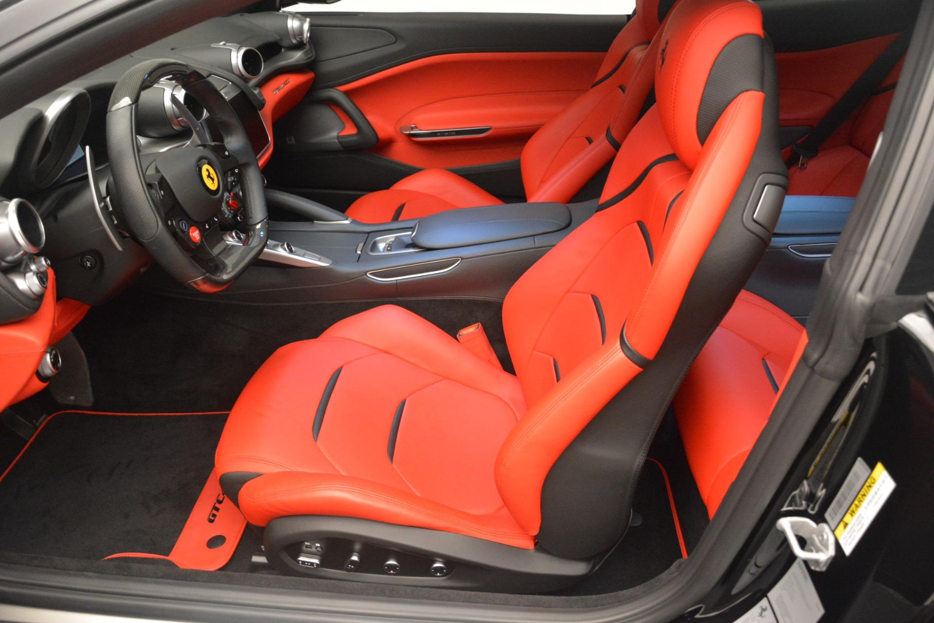 Used 2018 Ferrari GTC4LussoT V8 For Sale In Greenwich, CT. Alfa Romeo of Greenwich, F2016A 2598_p15