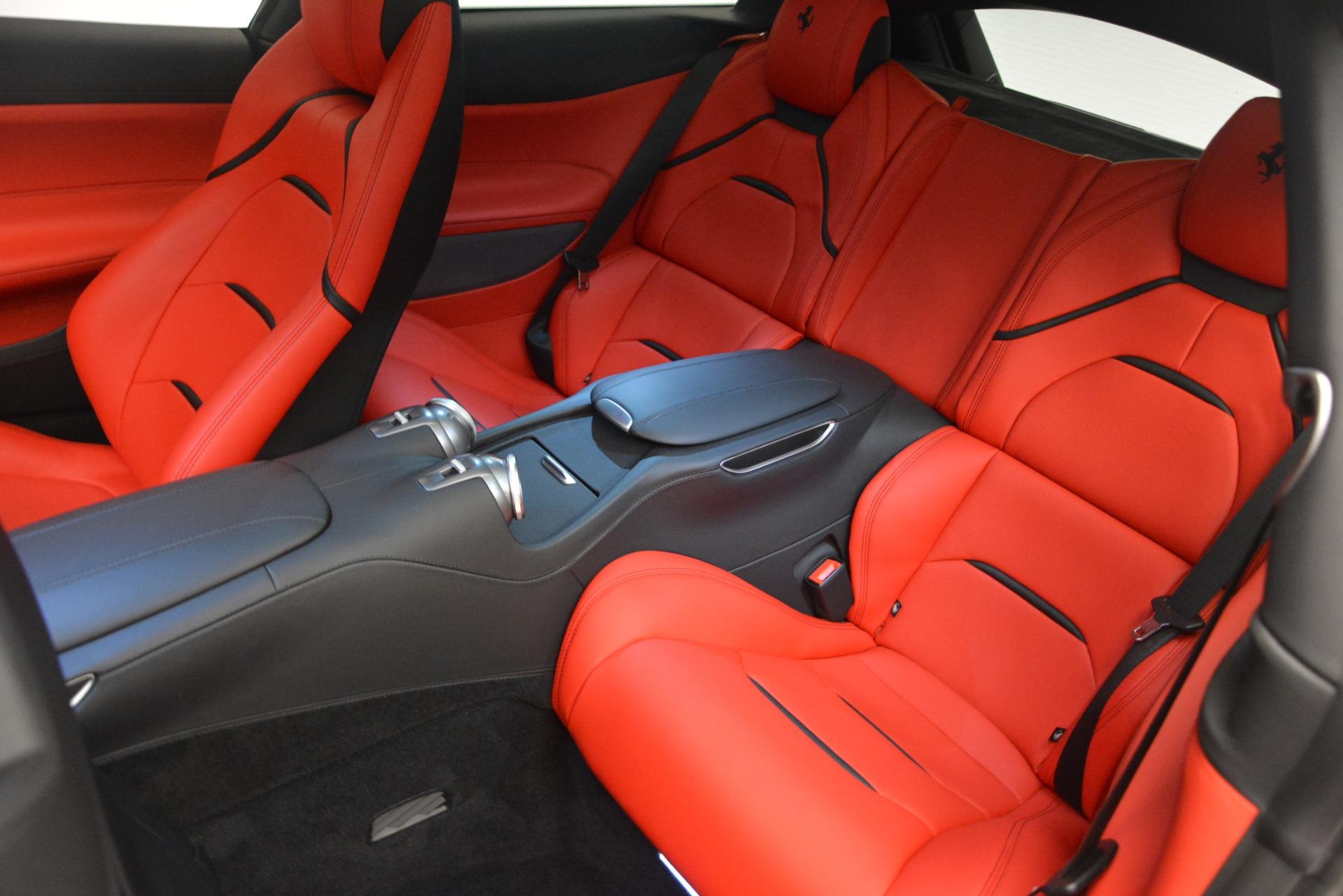 Used 2018 Ferrari GTC4LussoT V8 For Sale In Greenwich, CT. Alfa Romeo of Greenwich, F2016A 2598_p18