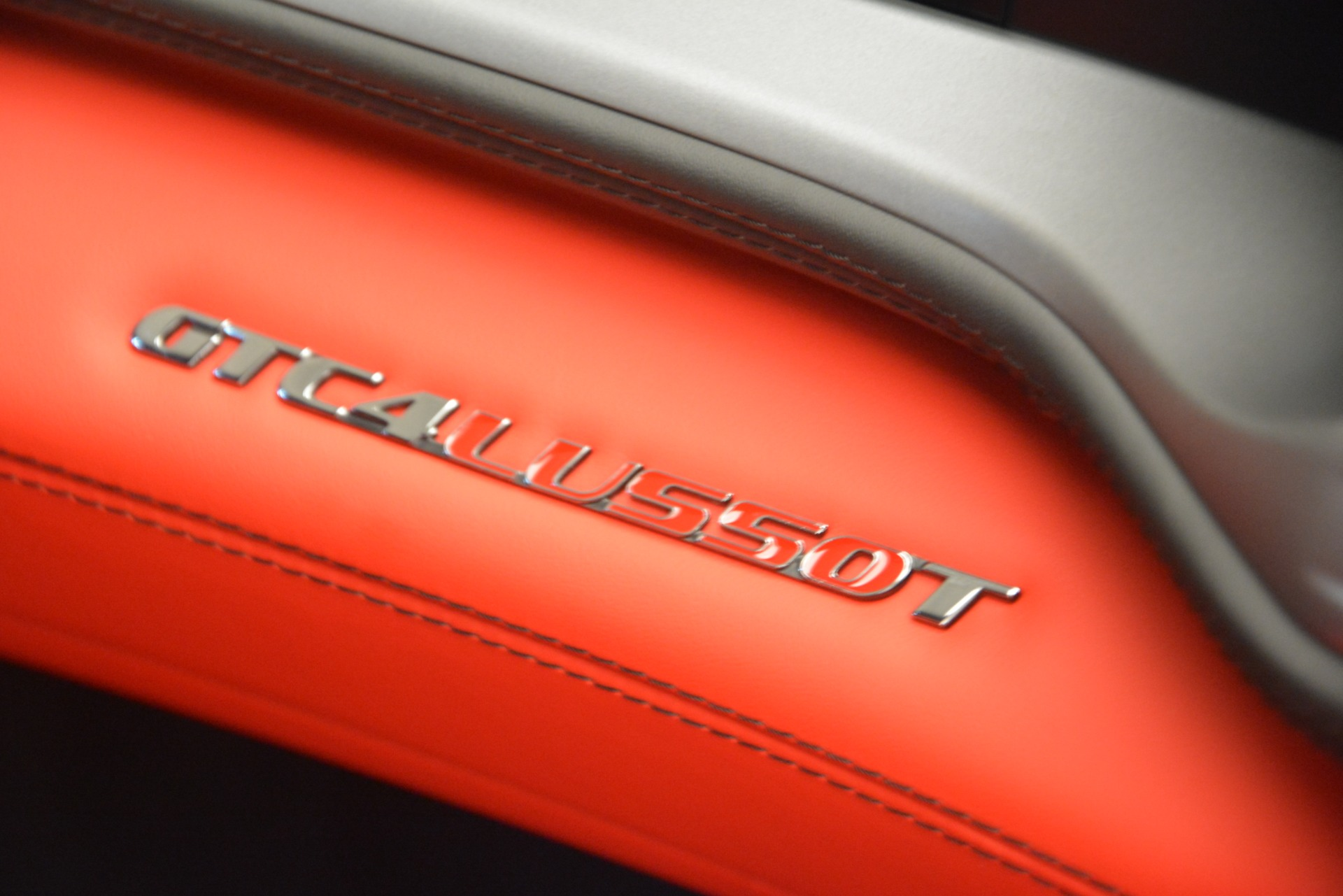 Used 2018 Ferrari GTC4LussoT V8 For Sale In Greenwich, CT. Alfa Romeo of Greenwich, F2016A 2598_p25