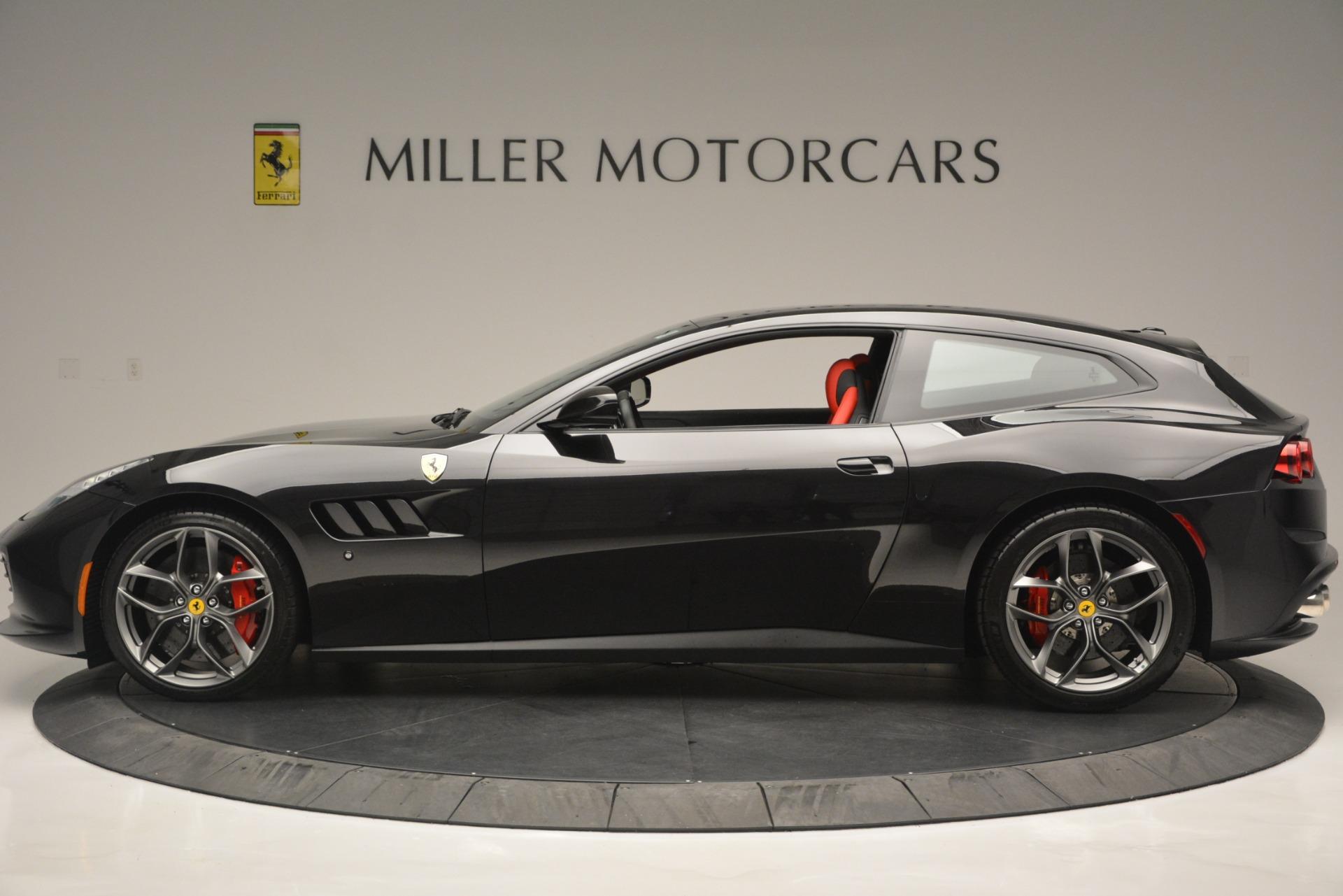 Used 2018 Ferrari GTC4LussoT V8 For Sale In Greenwich, CT. Alfa Romeo of Greenwich, F2016A 2598_p3