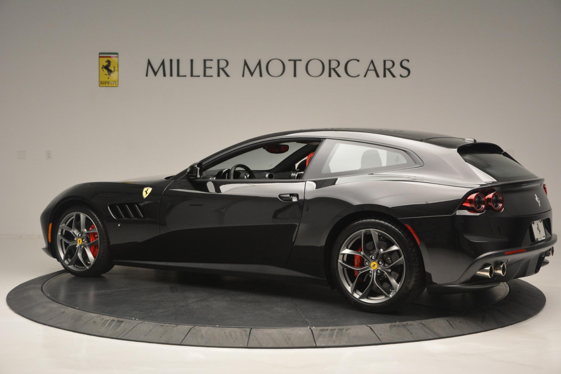 Used 2018 Ferrari GTC4LussoT V8 For Sale In Greenwich, CT. Alfa Romeo of Greenwich, F2016A 2598_p4