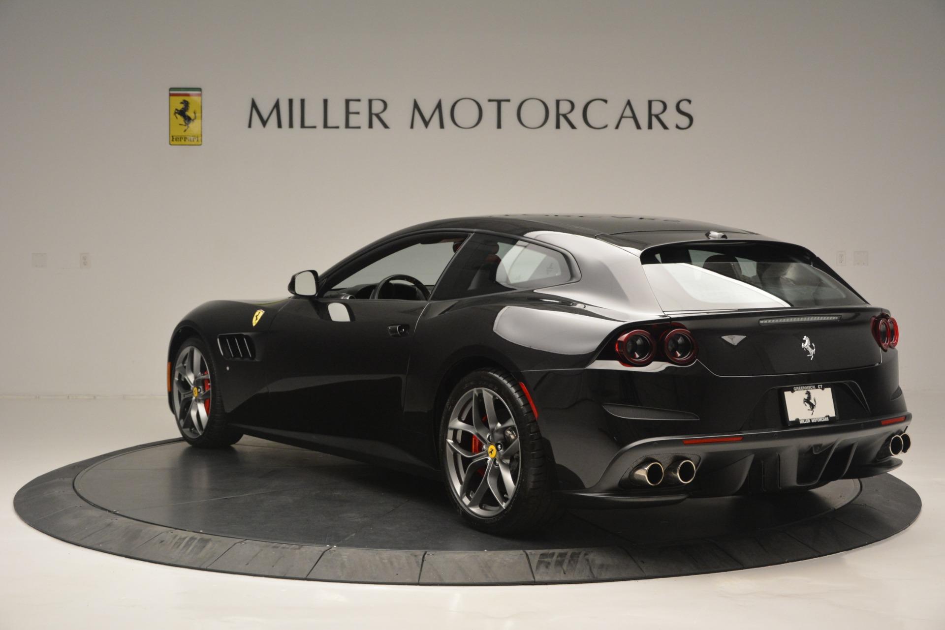 Used 2018 Ferrari GTC4LussoT V8 For Sale In Greenwich, CT. Alfa Romeo of Greenwich, F2016A 2598_p5
