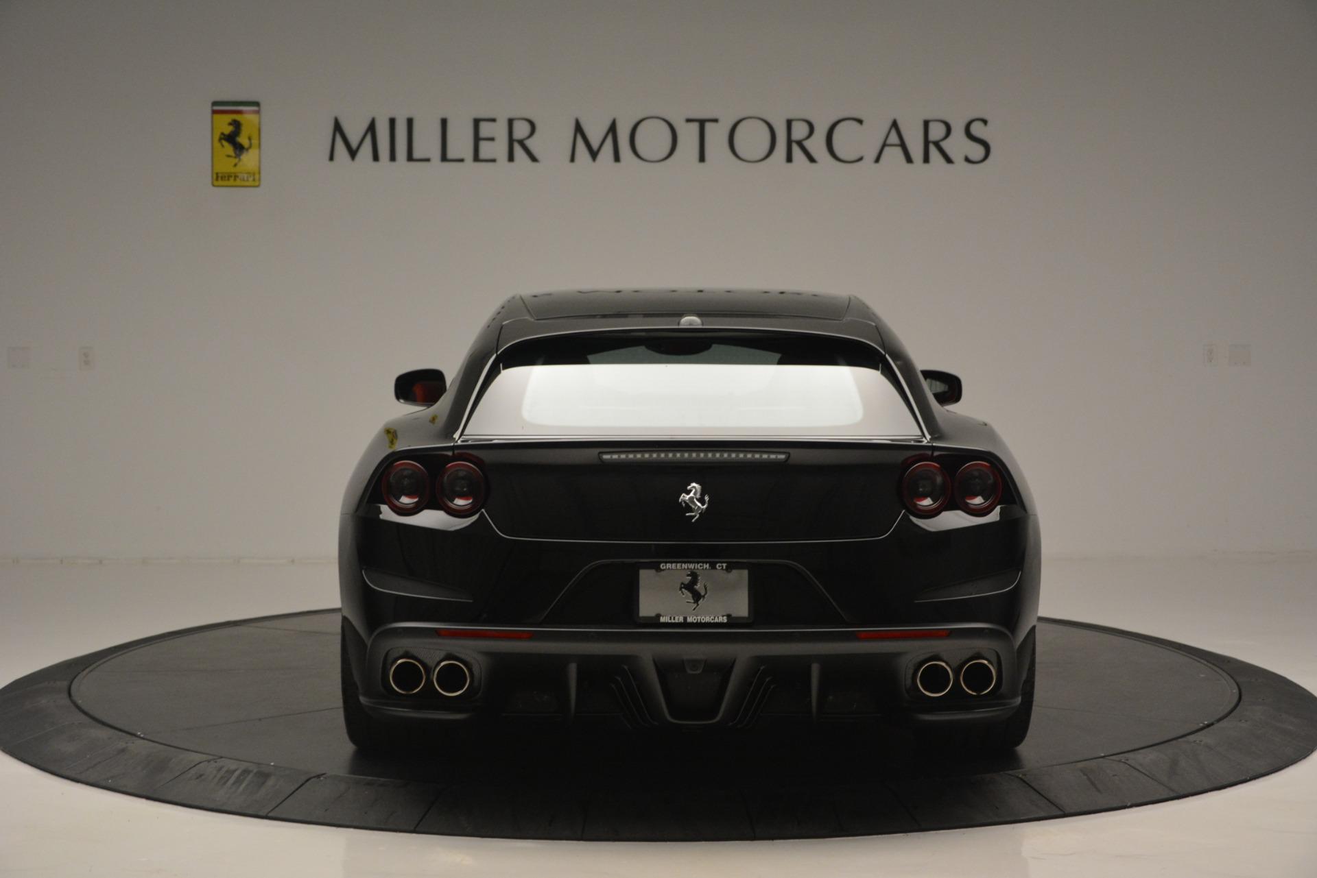 Used 2018 Ferrari GTC4LussoT V8 For Sale In Greenwich, CT. Alfa Romeo of Greenwich, F2016A 2598_p6