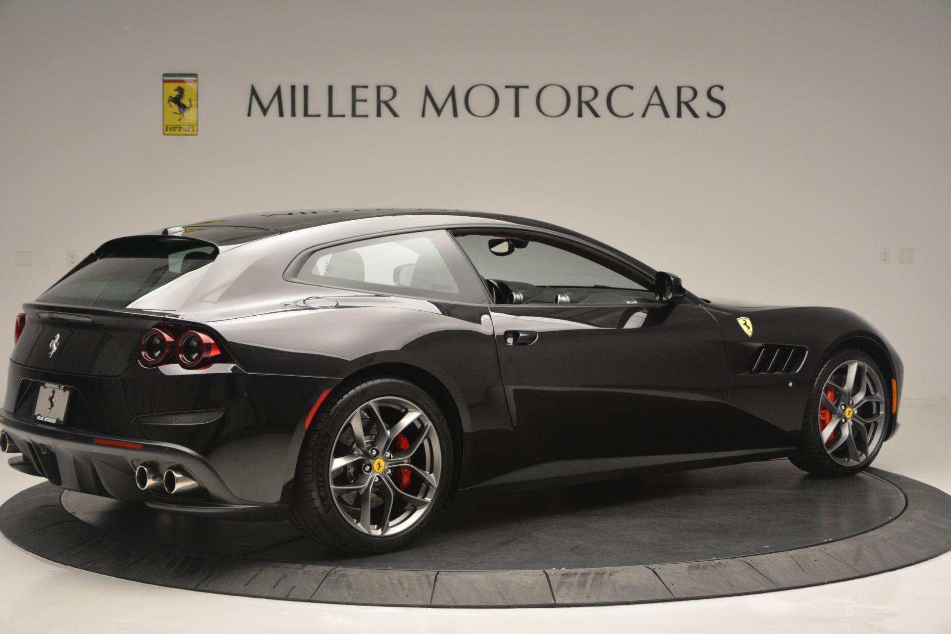 Used 2018 Ferrari GTC4LussoT V8 For Sale In Greenwich, CT. Alfa Romeo of Greenwich, F2016A 2598_p8