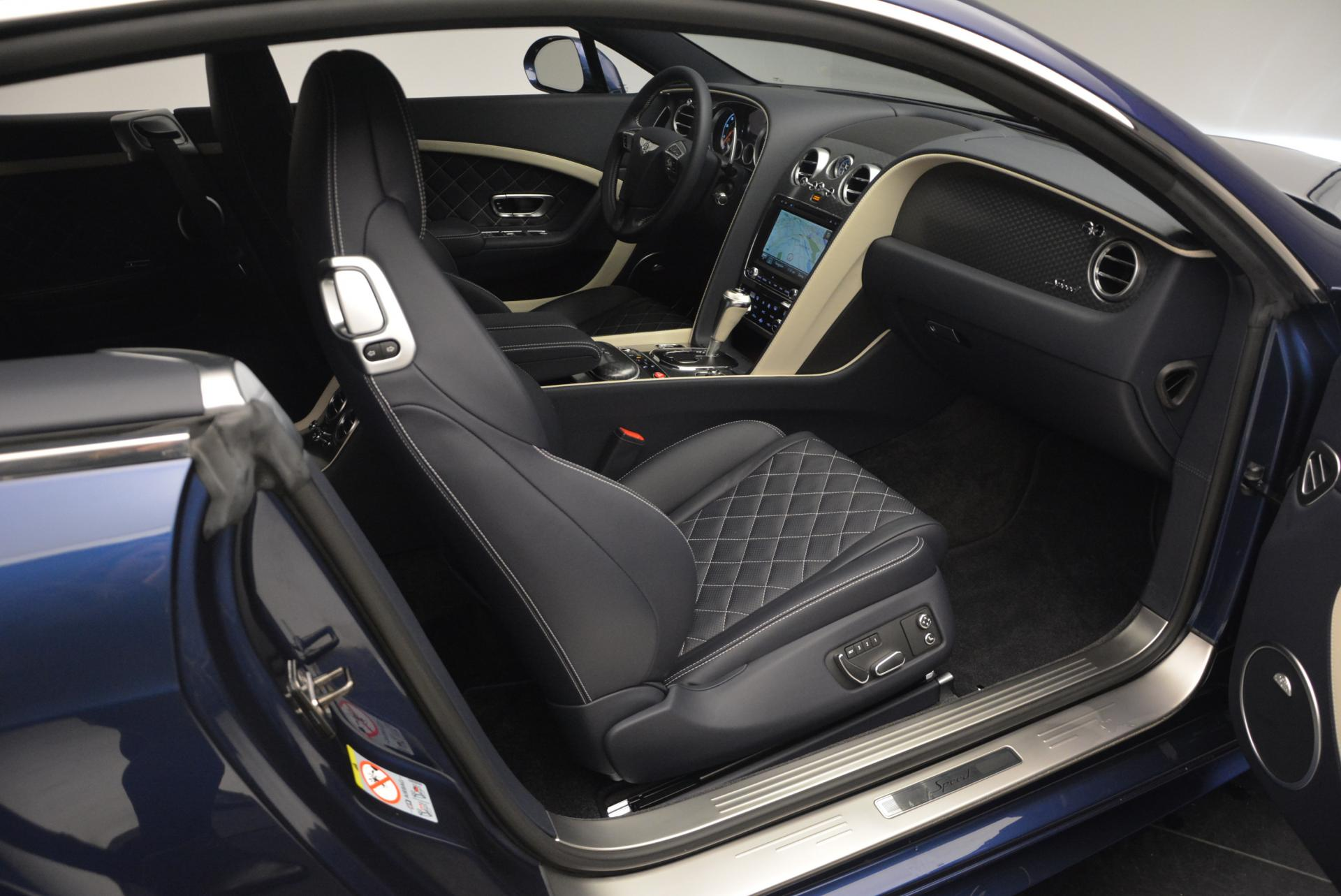 Used 2016 Bentley Continental GT Speed GT Speed For Sale In Greenwich, CT. Alfa Romeo of Greenwich, B1133 26_p34