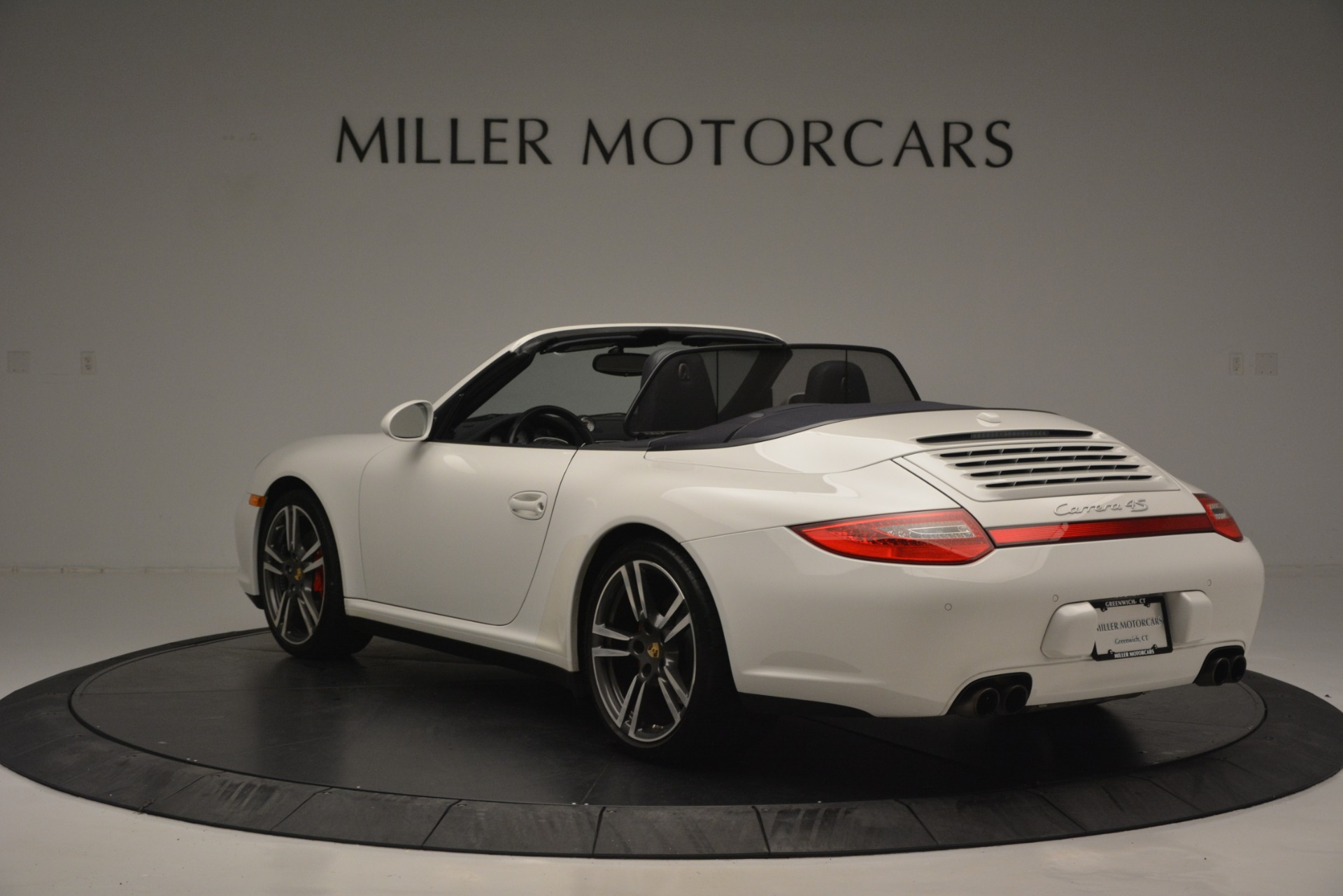 Used 2011 Porsche 911 Carrera 4S For Sale In Greenwich, CT. Alfa Romeo of Greenwich, 7435 2600_p5