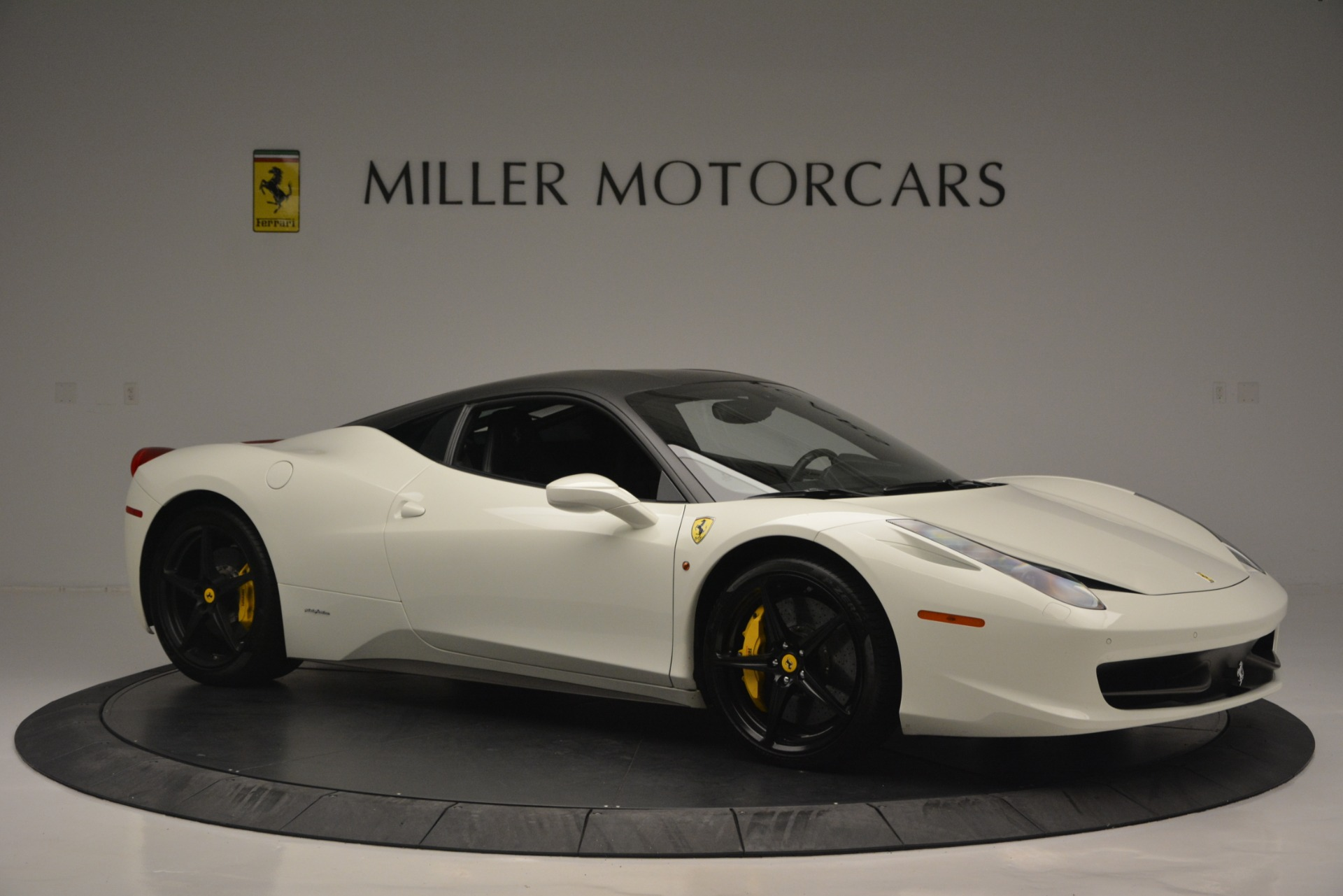 Used 2010 Ferrari 458 Italia  For Sale In Greenwich, CT. Alfa Romeo of Greenwich, 4512 2602_p10