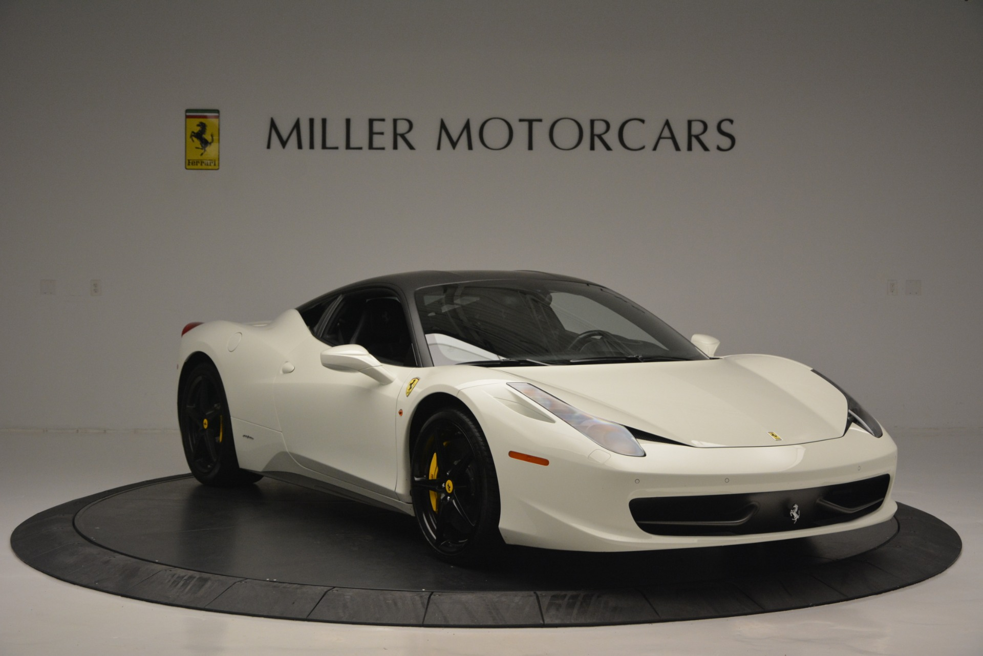Used 2010 Ferrari 458 Italia  For Sale In Greenwich, CT. Alfa Romeo of Greenwich, 4512 2602_p11