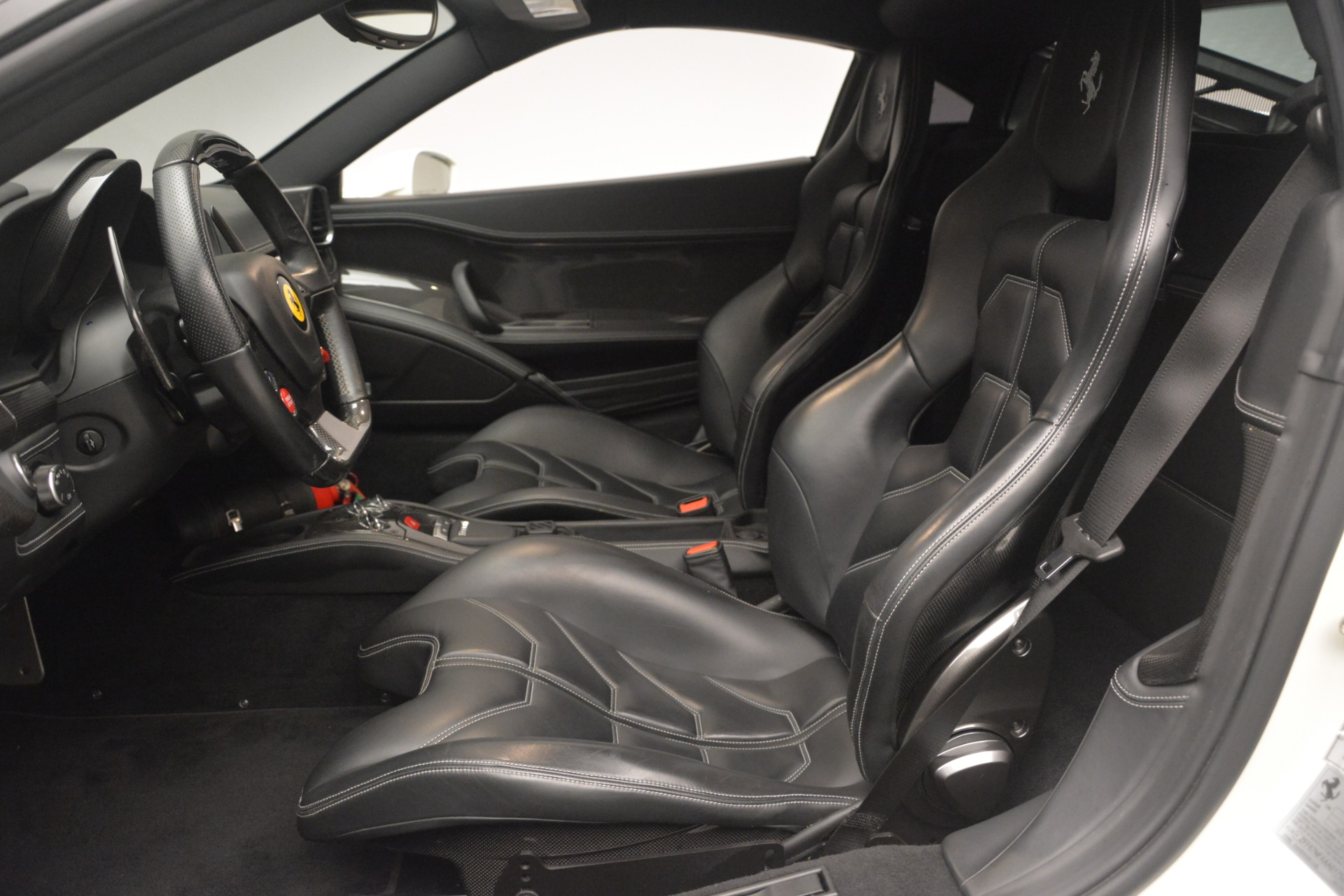 Used 2010 Ferrari 458 Italia  For Sale In Greenwich, CT. Alfa Romeo of Greenwich, 4512 2602_p14