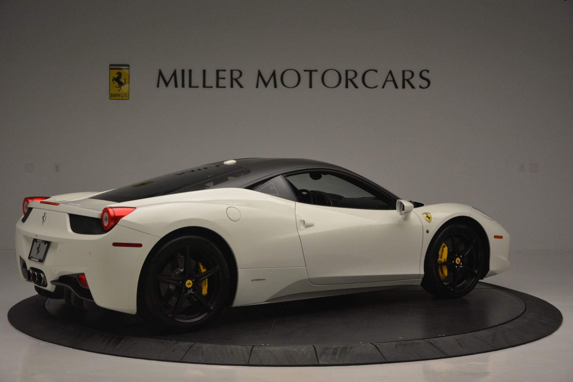 Used 2010 Ferrari 458 Italia  For Sale In Greenwich, CT. Alfa Romeo of Greenwich, 4512 2602_p8