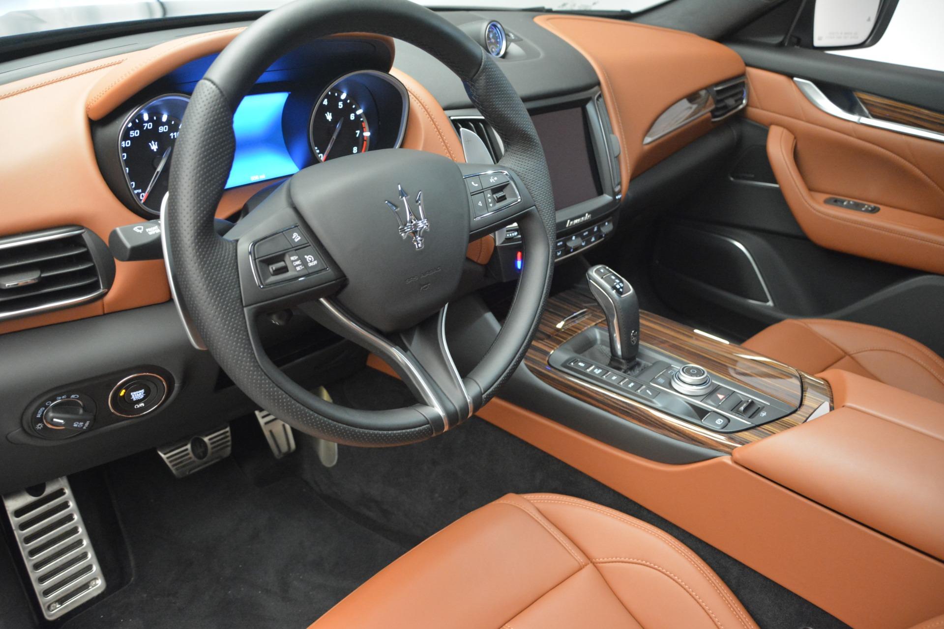 New 2019 Maserati Levante S Q4 GranSport For Sale In Greenwich, CT. Alfa Romeo of Greenwich, W618 2603_p13