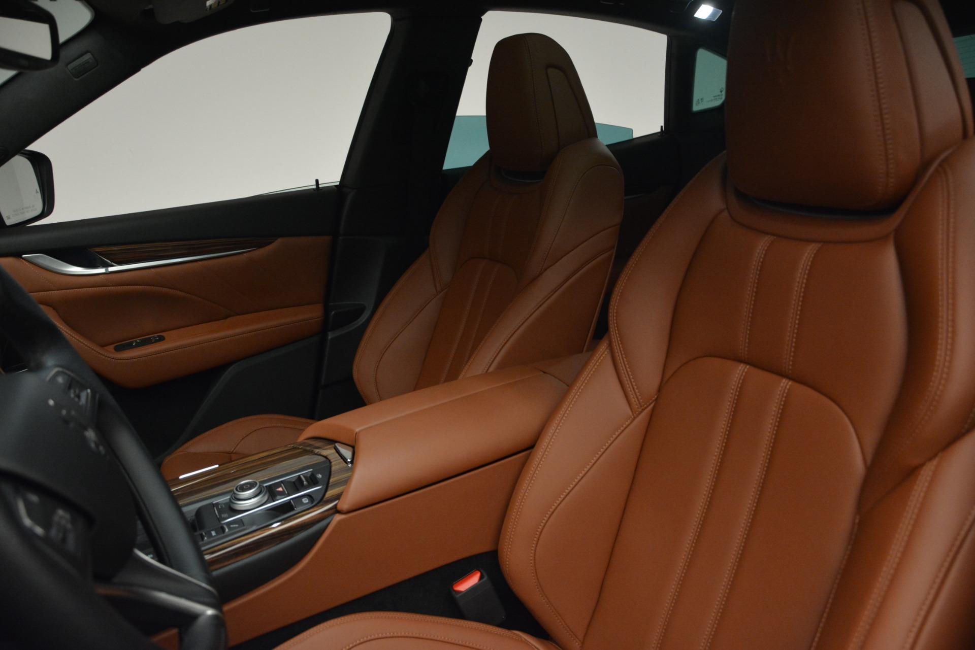 New 2019 Maserati Levante S Q4 GranSport For Sale In Greenwich, CT. Alfa Romeo of Greenwich, W618 2603_p15