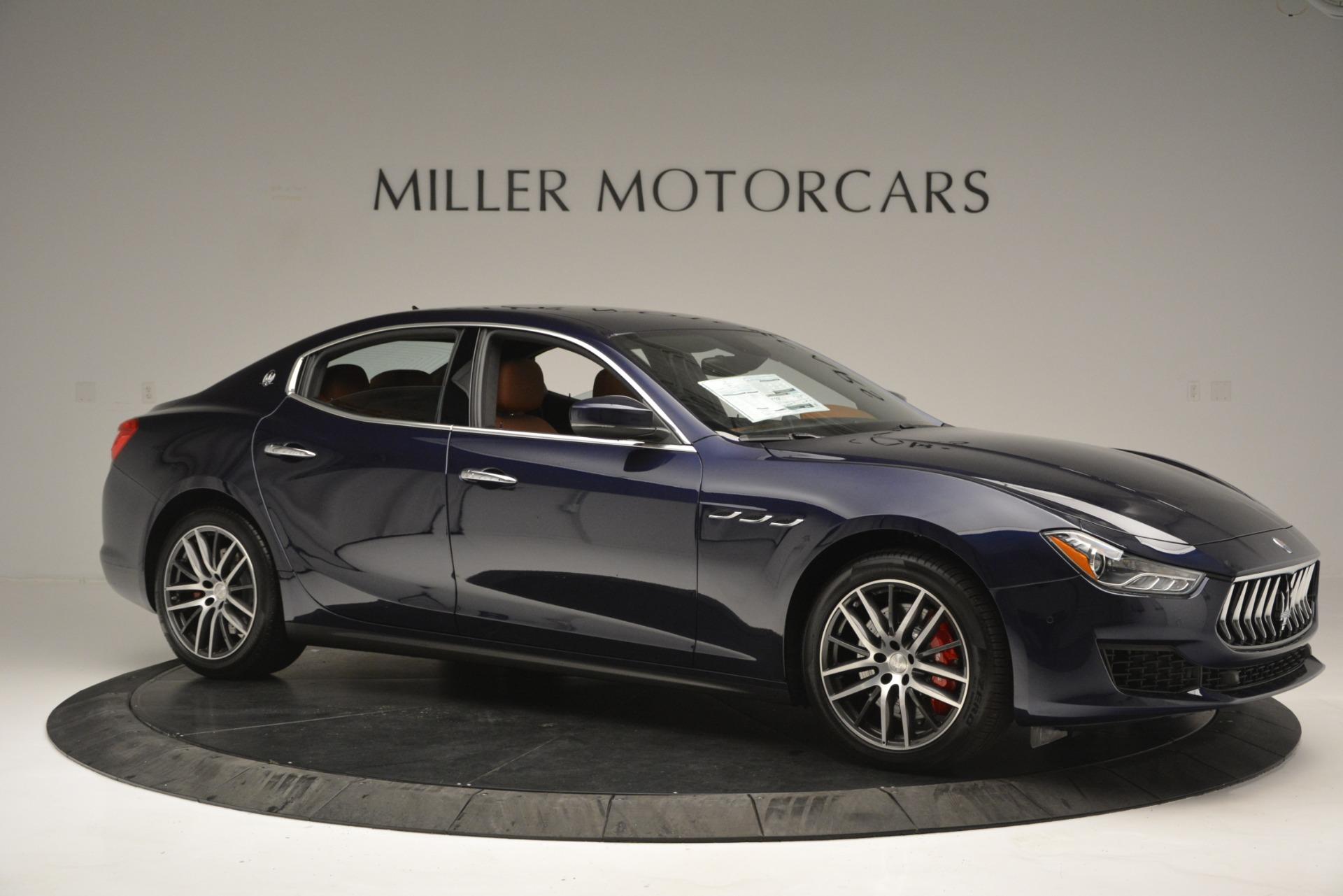New 2019 Maserati Ghibli S Q4 For Sale In Greenwich, CT. Alfa Romeo of Greenwich, W619 2604_p10