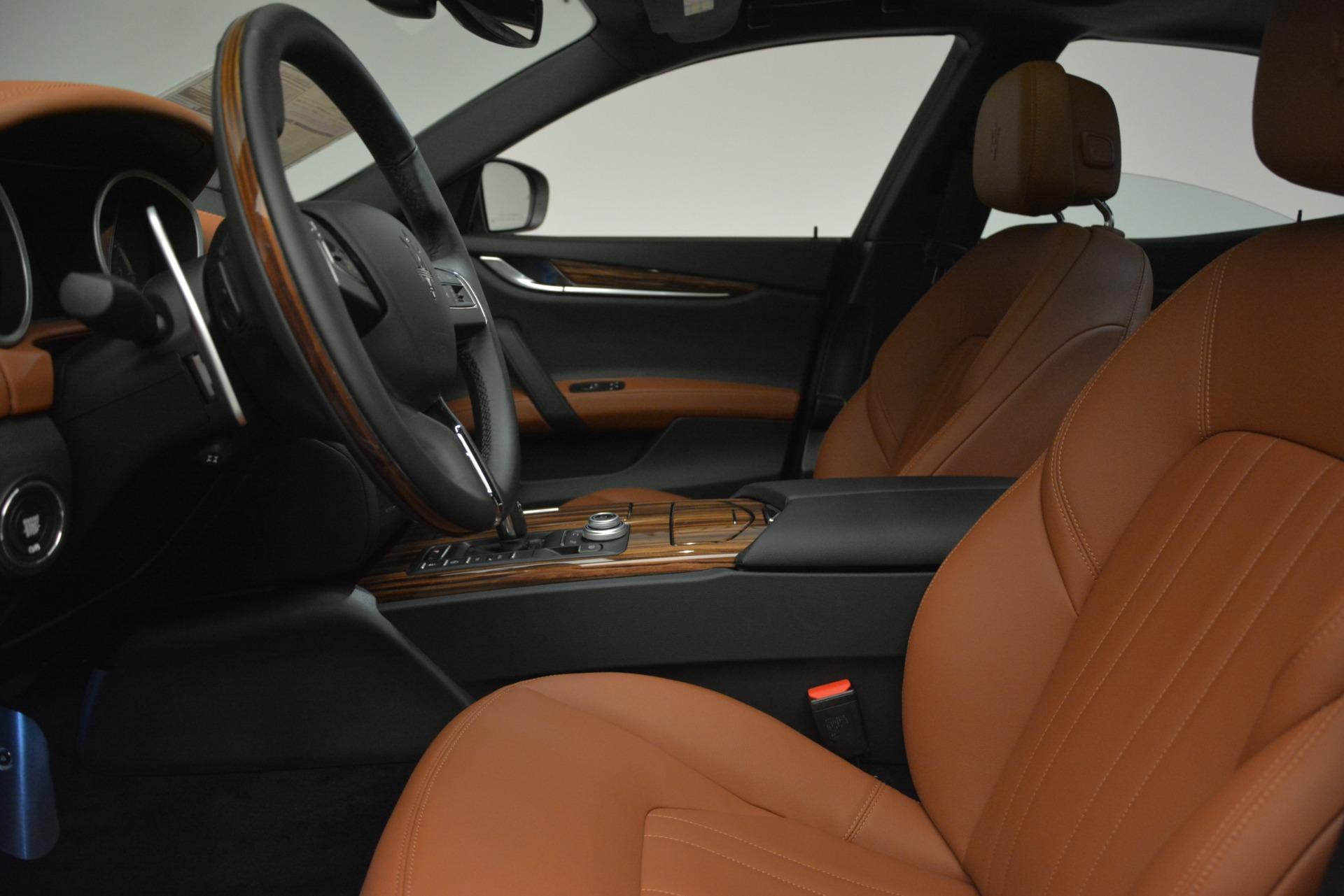 New 2019 Maserati Ghibli S Q4 For Sale In Greenwich, CT. Alfa Romeo of Greenwich, W619 2604_p13