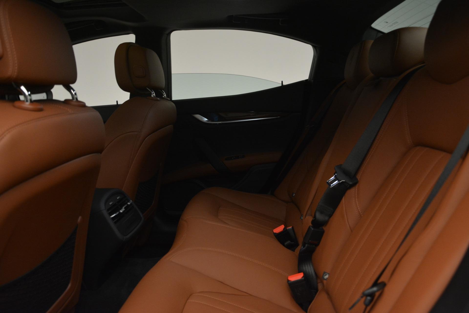 New 2019 Maserati Ghibli S Q4 For Sale In Greenwich, CT. Alfa Romeo of Greenwich, W619 2604_p17