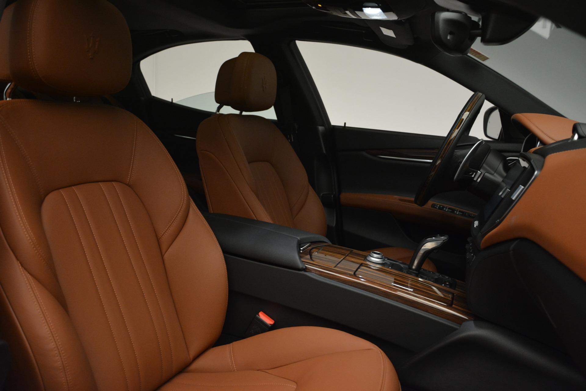 New 2019 Maserati Ghibli S Q4 For Sale In Greenwich, CT. Alfa Romeo of Greenwich, W619 2604_p21