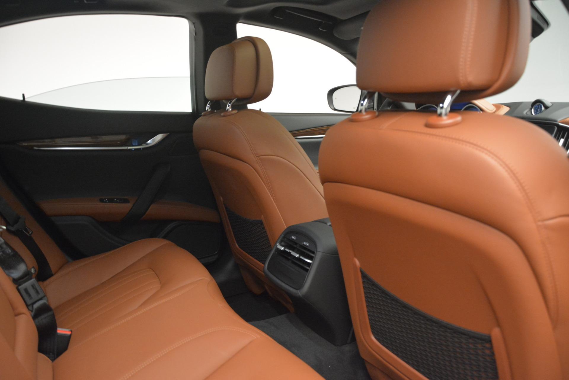 New 2019 Maserati Ghibli S Q4 For Sale In Greenwich, CT. Alfa Romeo of Greenwich, W619 2604_p22