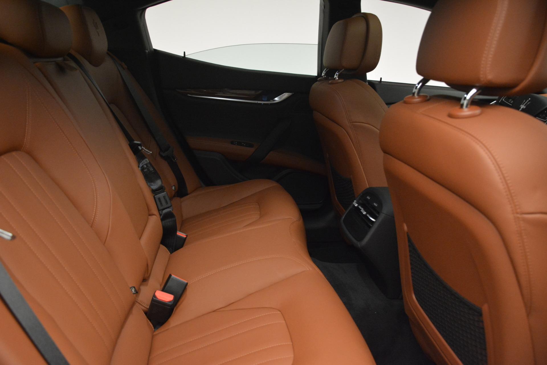 New 2019 Maserati Ghibli S Q4 For Sale In Greenwich, CT. Alfa Romeo of Greenwich, W619 2604_p23