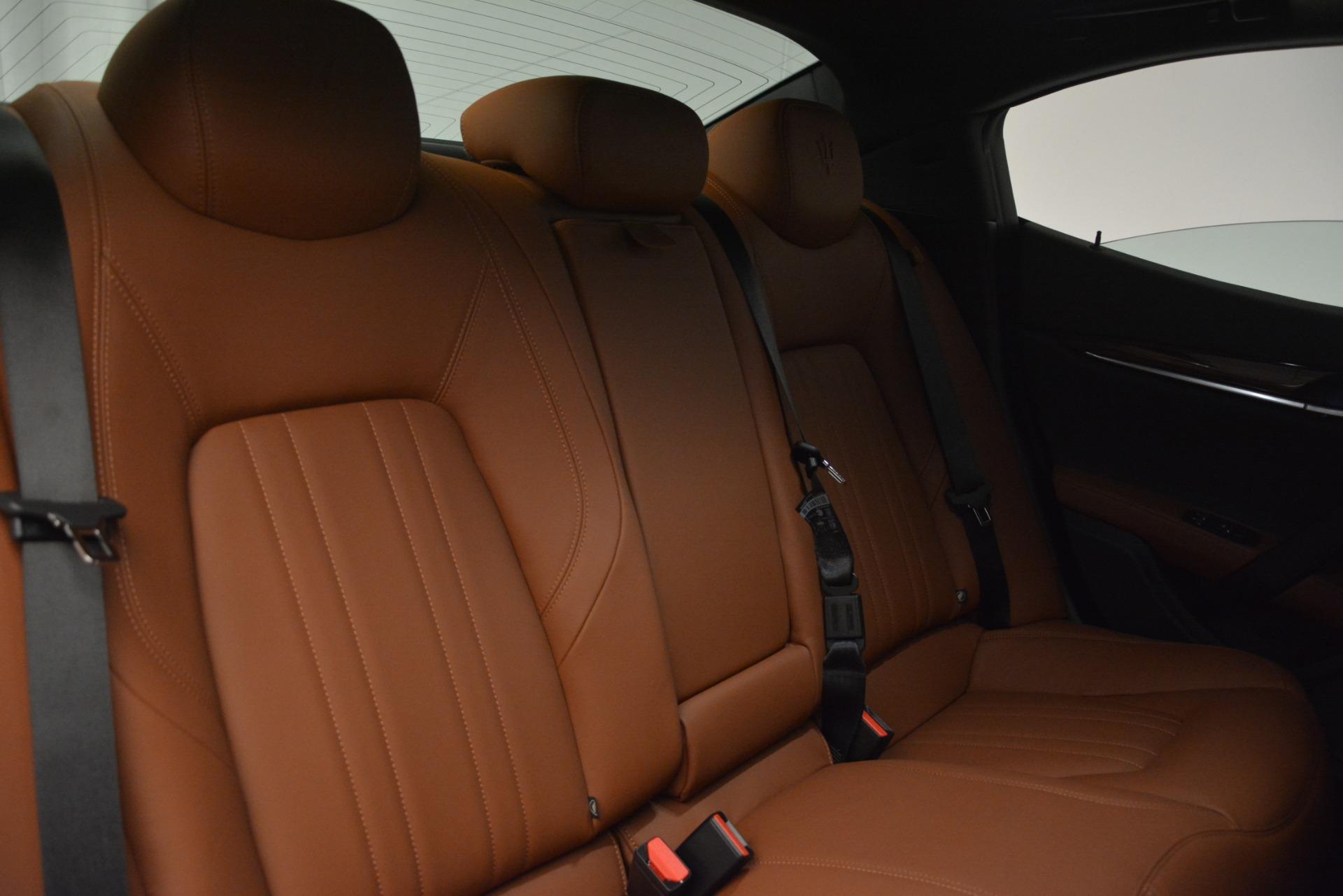 New 2019 Maserati Ghibli S Q4 For Sale In Greenwich, CT. Alfa Romeo of Greenwich, W619 2604_p24