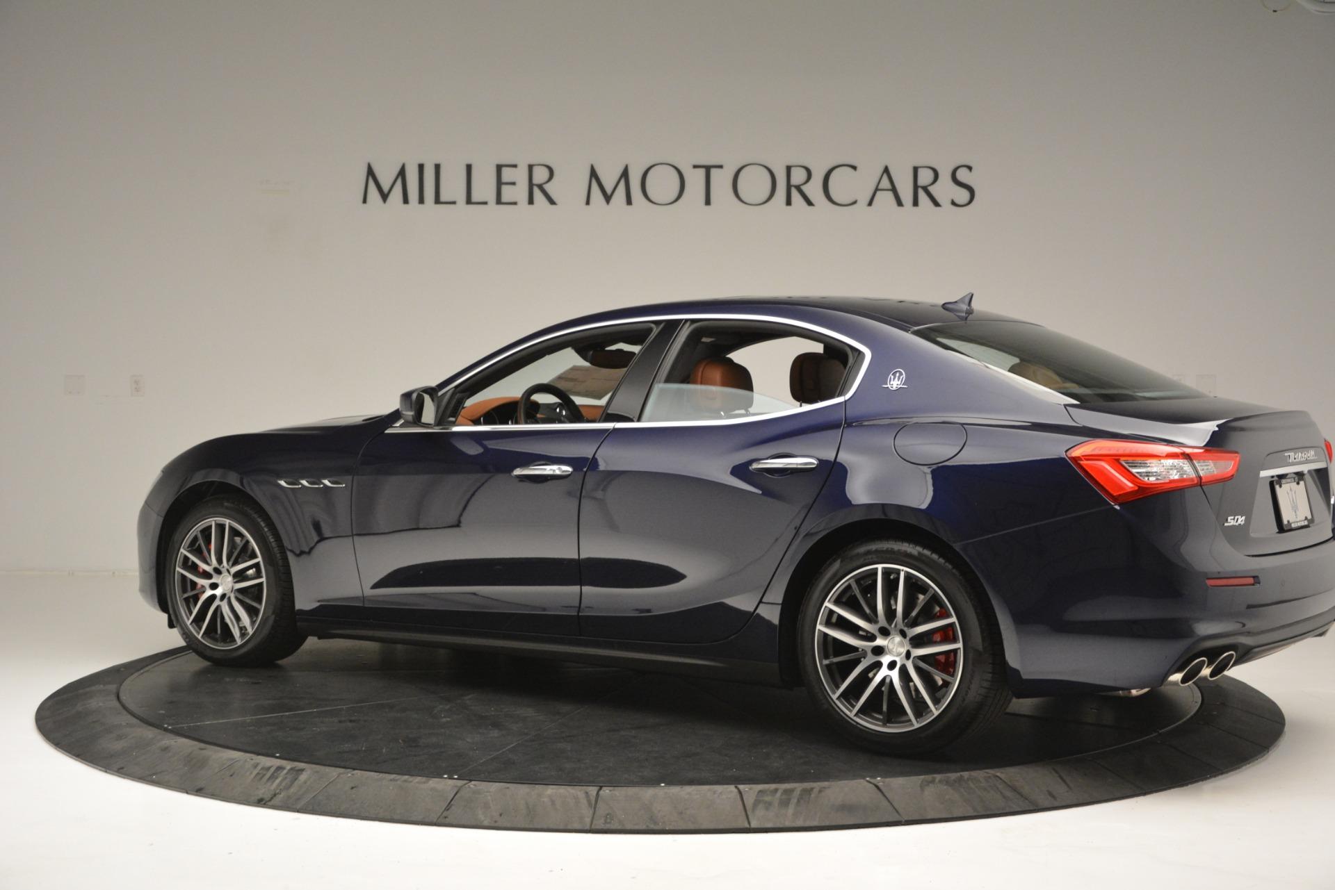 New 2019 Maserati Ghibli S Q4 For Sale In Greenwich, CT. Alfa Romeo of Greenwich, W619 2604_p4
