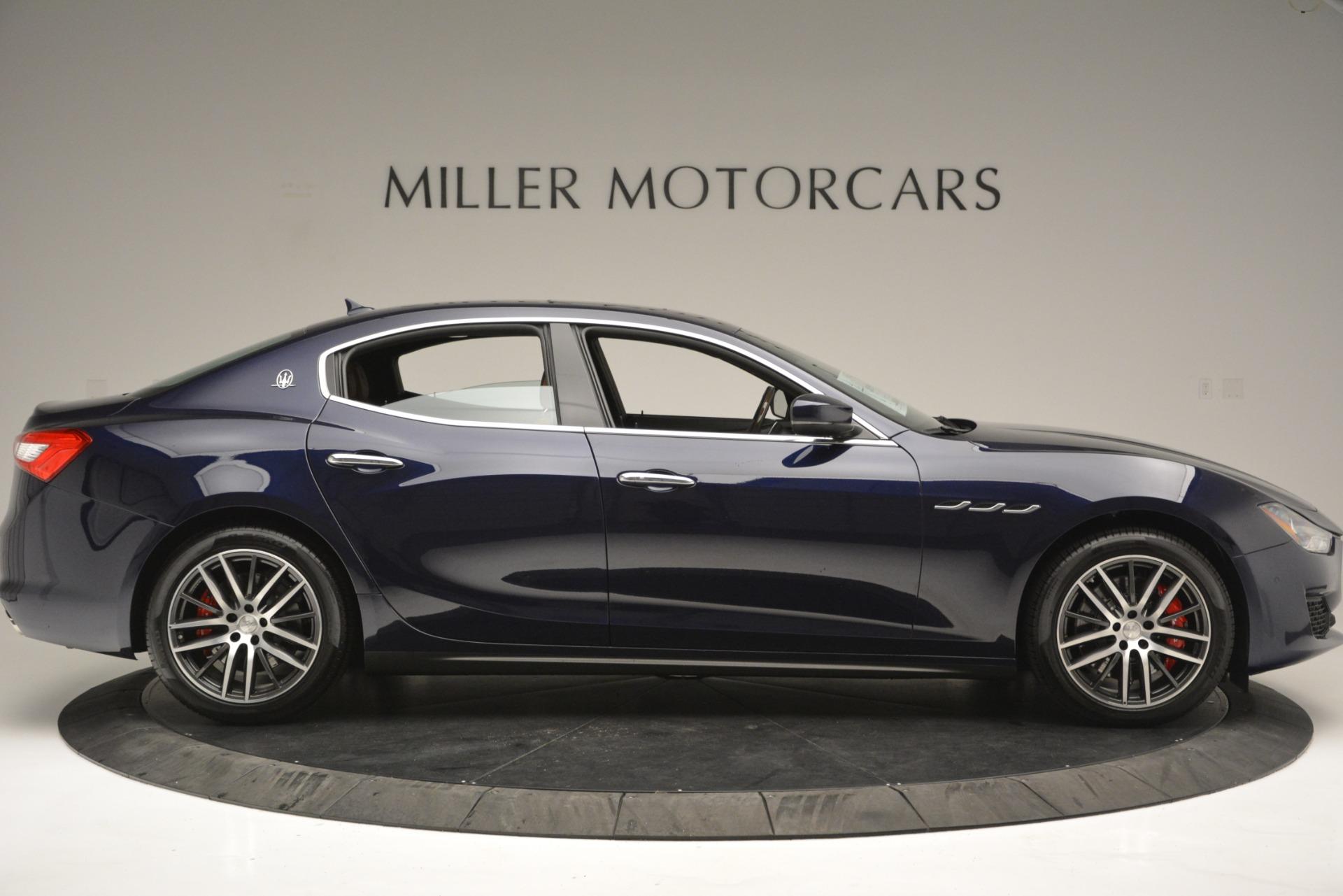 New 2019 Maserati Ghibli S Q4 For Sale In Greenwich, CT. Alfa Romeo of Greenwich, W619 2604_p9