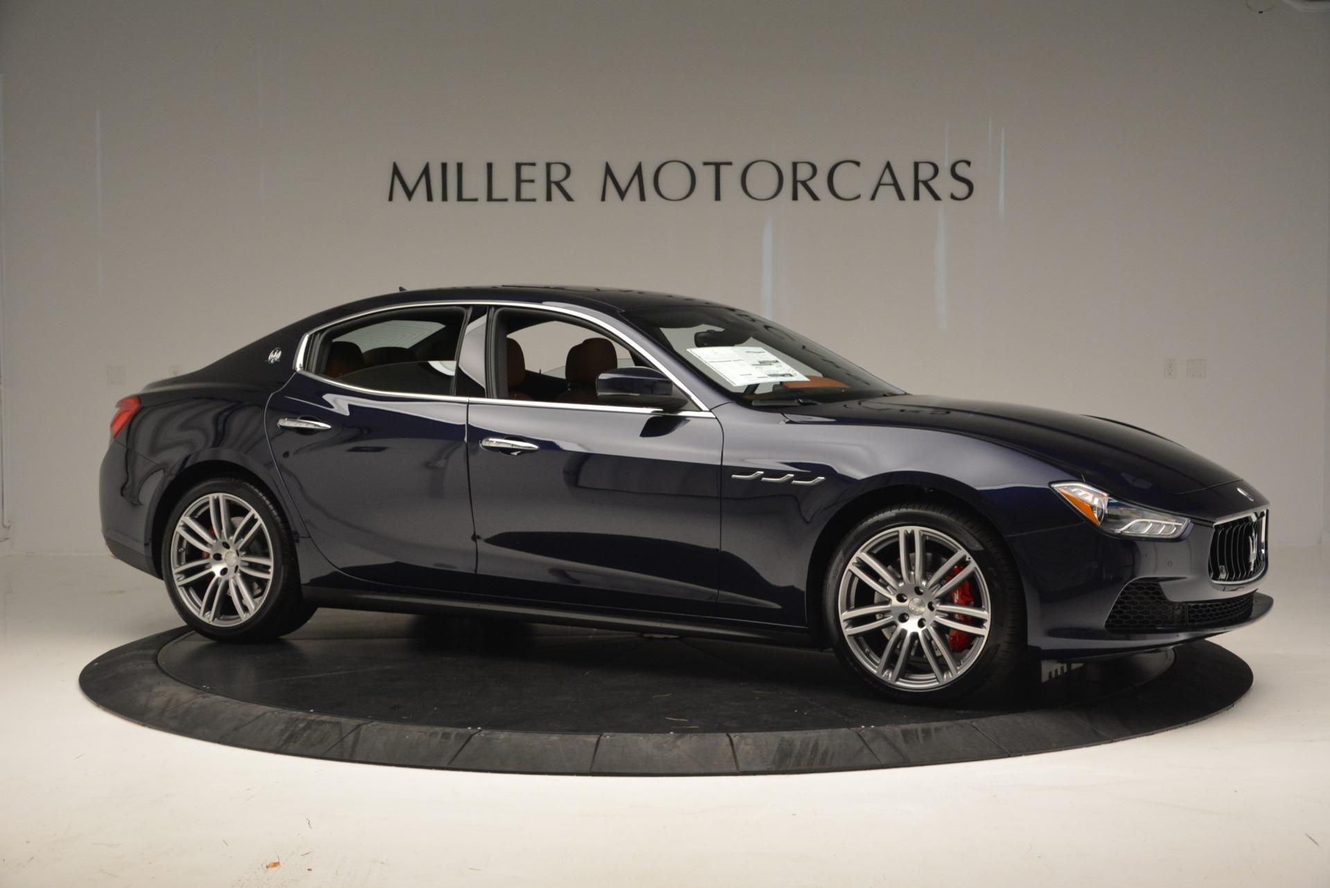 New 2019 Maserati Ghibli S Q4 For Sale In Greenwich, CT. Alfa Romeo of Greenwich, W621 2606_p10