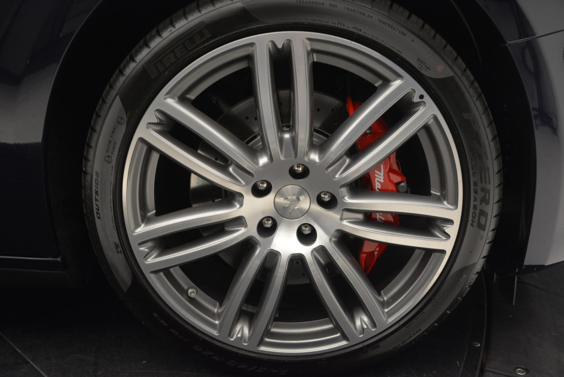 New 2019 Maserati Ghibli S Q4 For Sale In Greenwich, CT. Alfa Romeo of Greenwich, W621 2606_p13