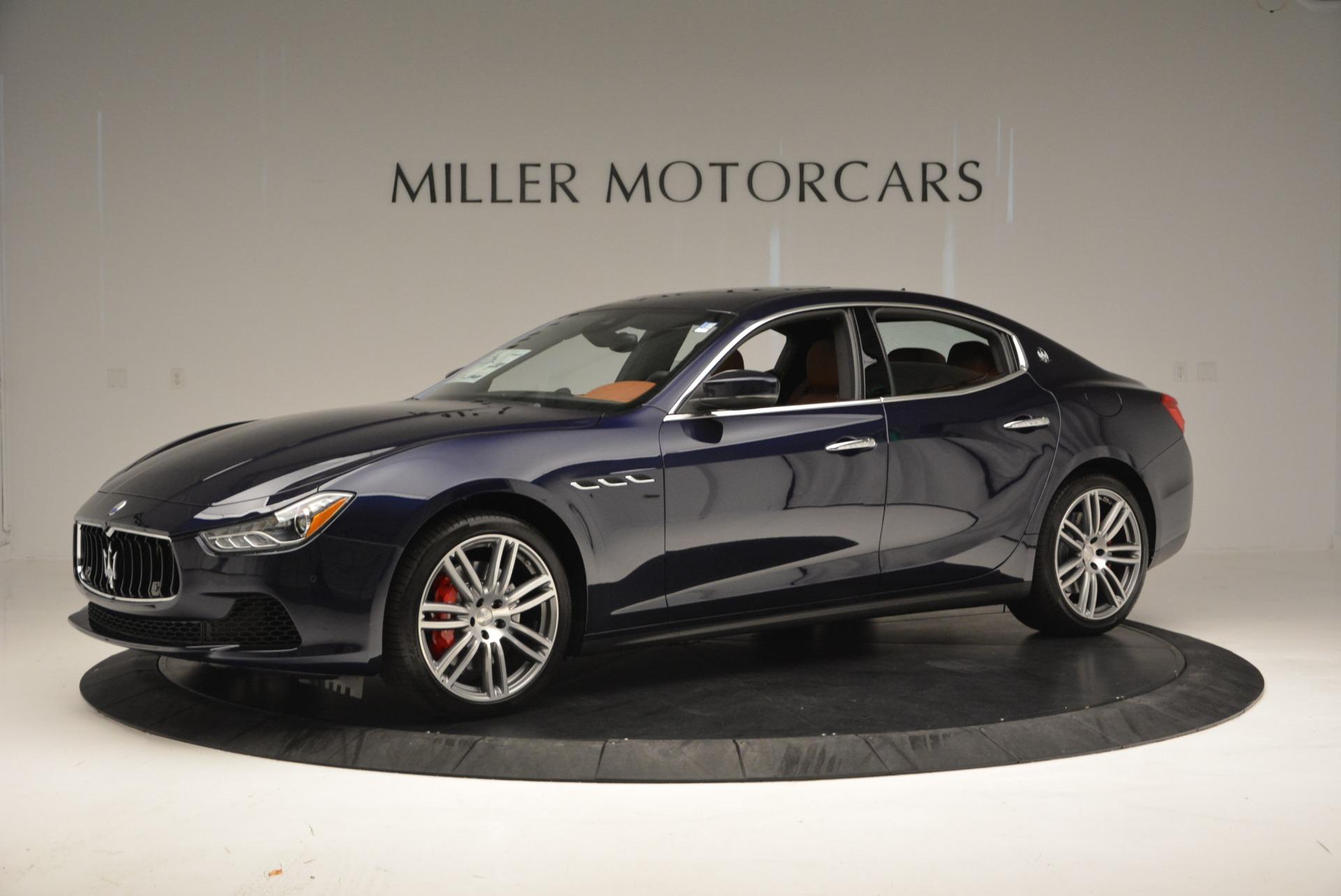 New 2019 Maserati Ghibli S Q4 For Sale In Greenwich, CT. Alfa Romeo of Greenwich, W621 2606_p2