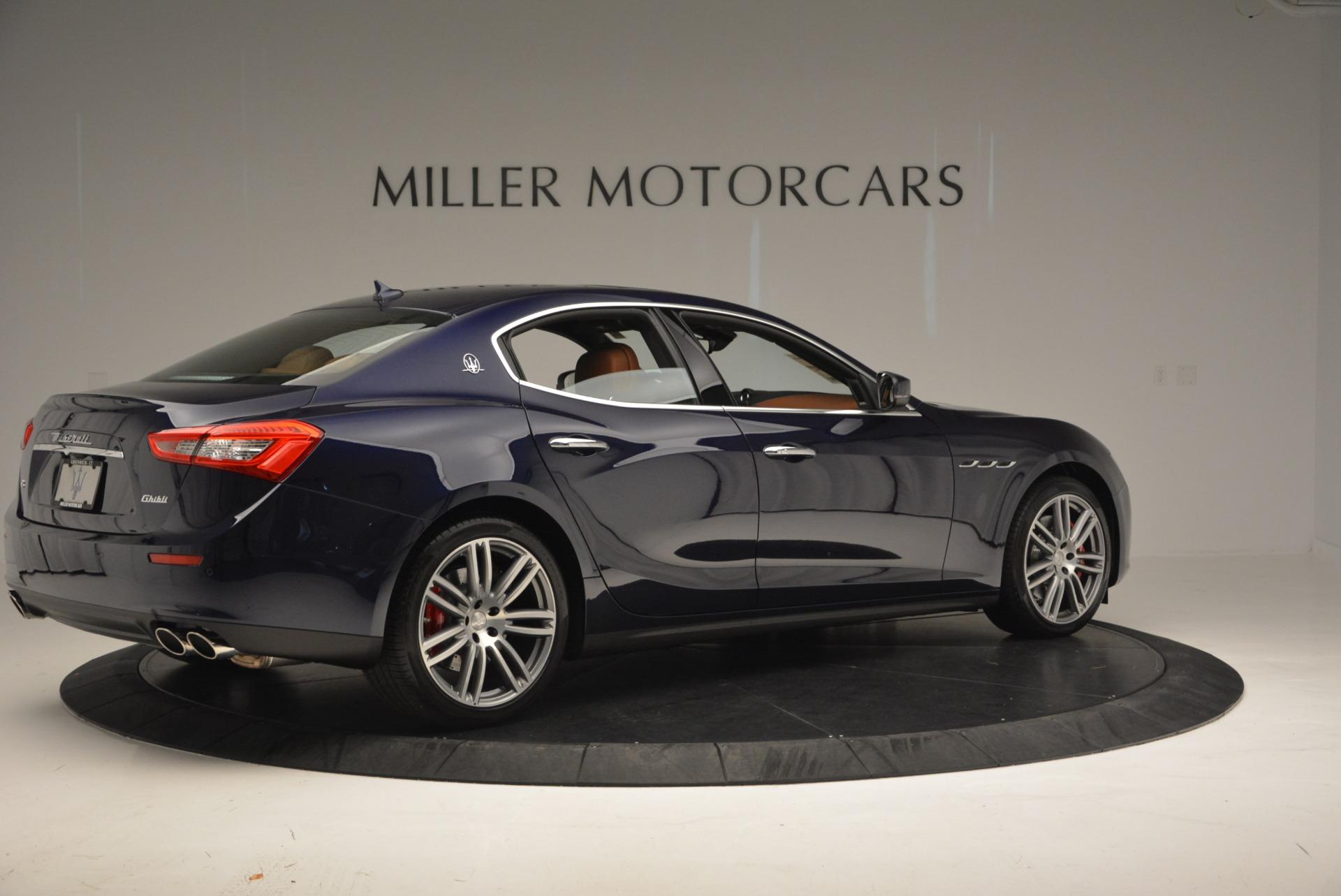 New 2019 Maserati Ghibli S Q4 For Sale In Greenwich, CT. Alfa Romeo of Greenwich, W621 2606_p8