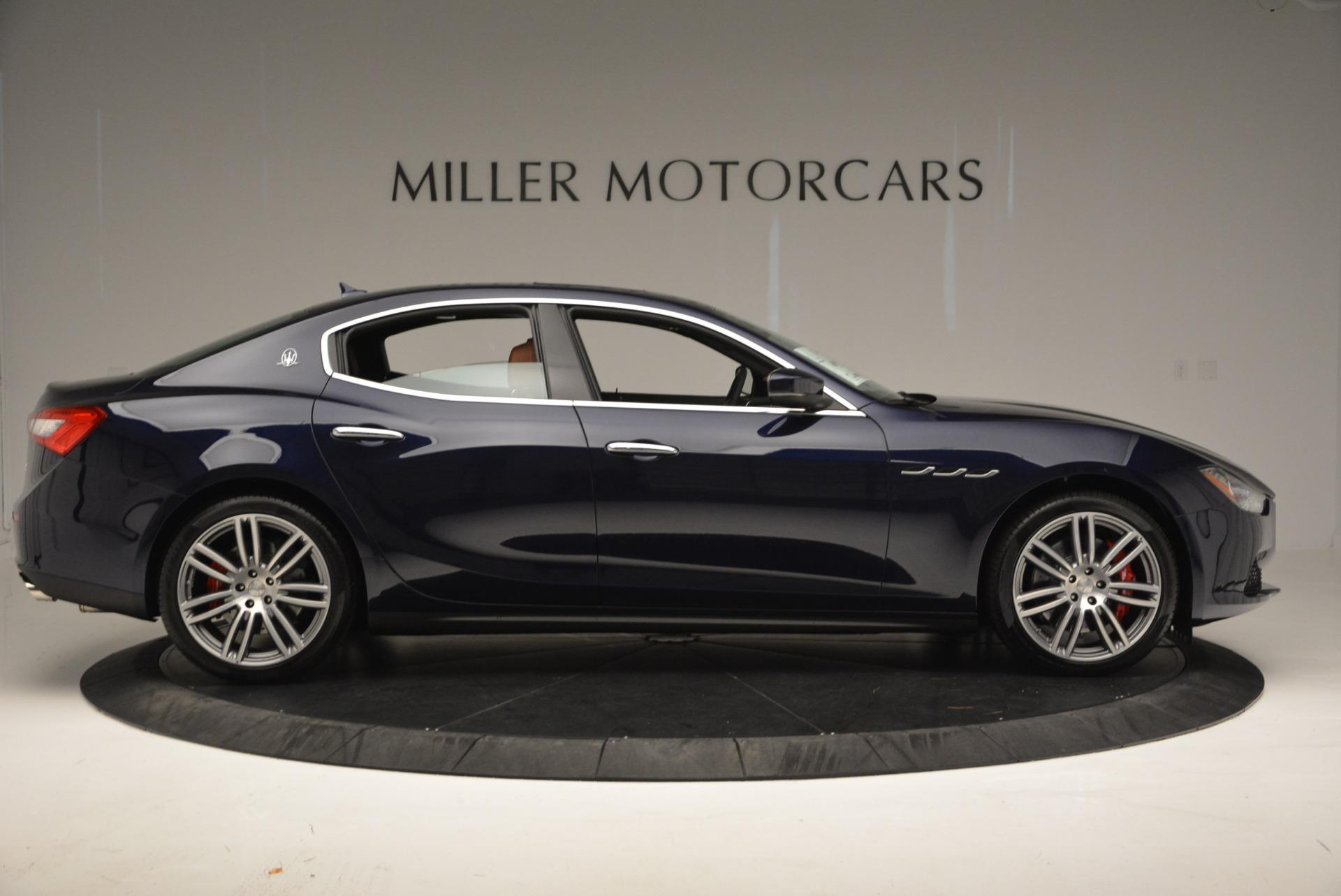 New 2019 Maserati Ghibli S Q4 For Sale In Greenwich, CT. Alfa Romeo of Greenwich, W621 2606_p9
