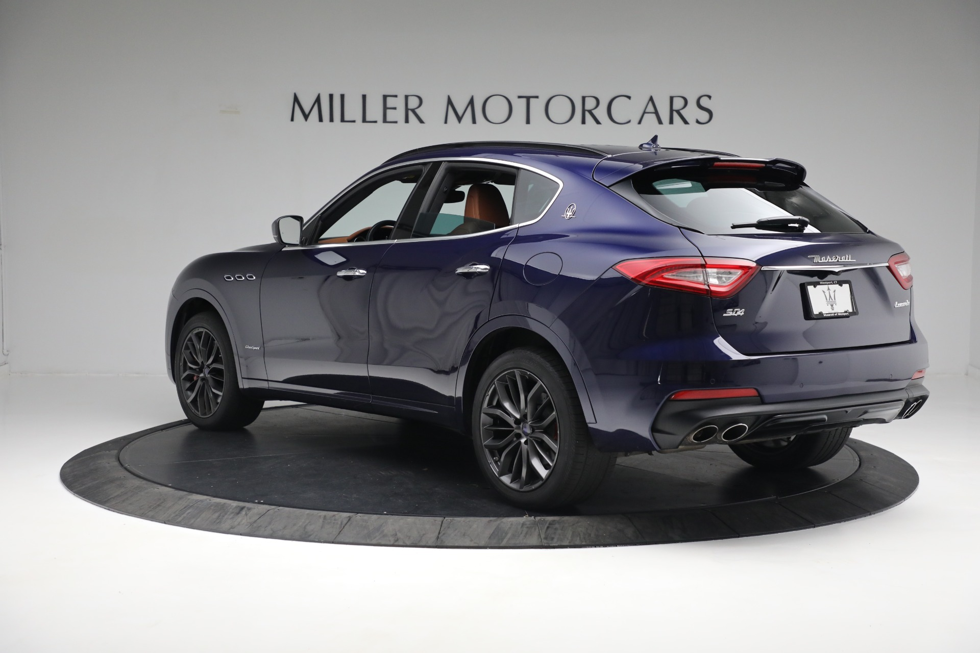 New 2019 Maserati Levante S Q4 GranSport For Sale In Greenwich, CT. Alfa Romeo of Greenwich, W624 2607_p5