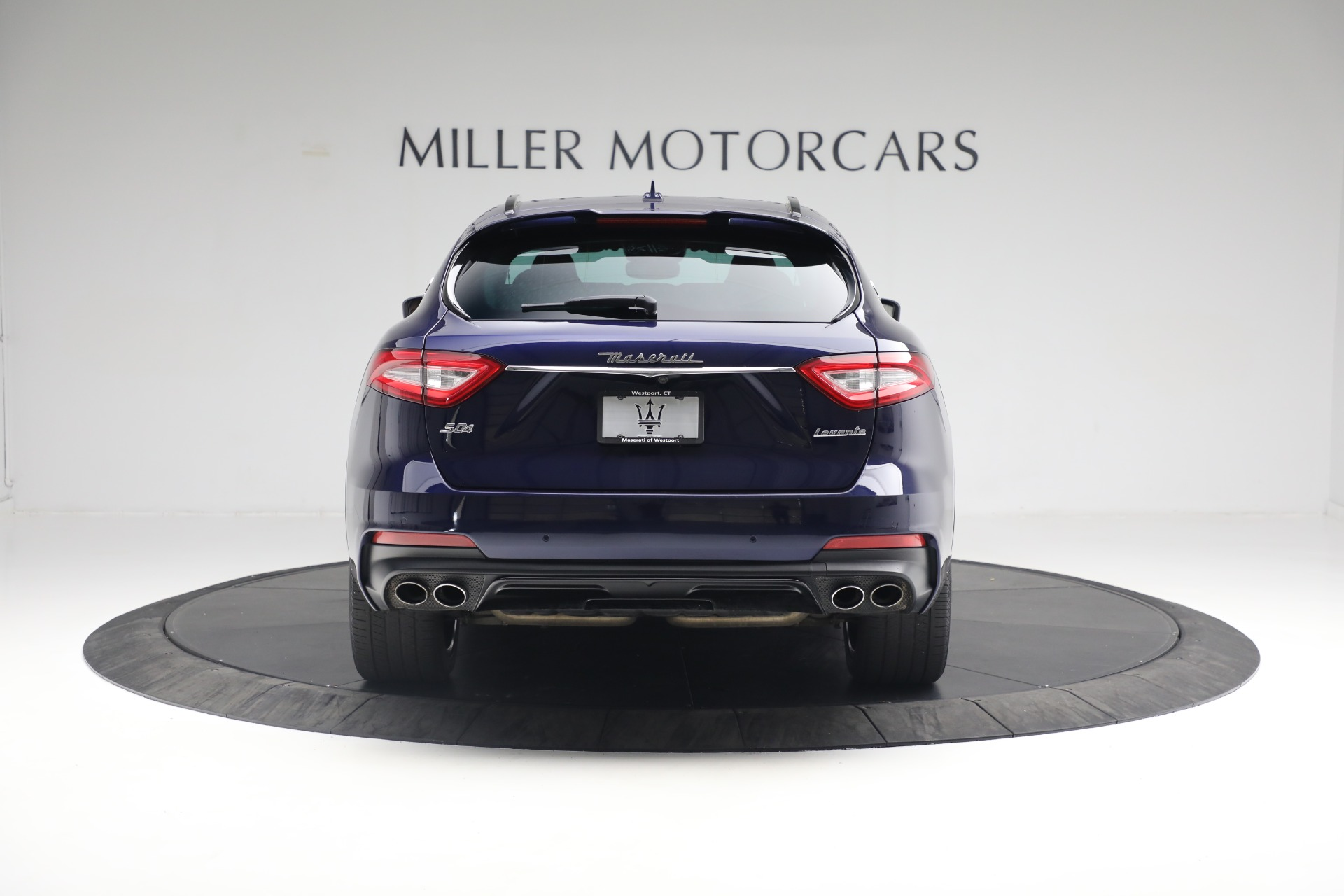 New 2019 Maserati Levante S Q4 GranSport For Sale In Greenwich, CT. Alfa Romeo of Greenwich, W624 2607_p6