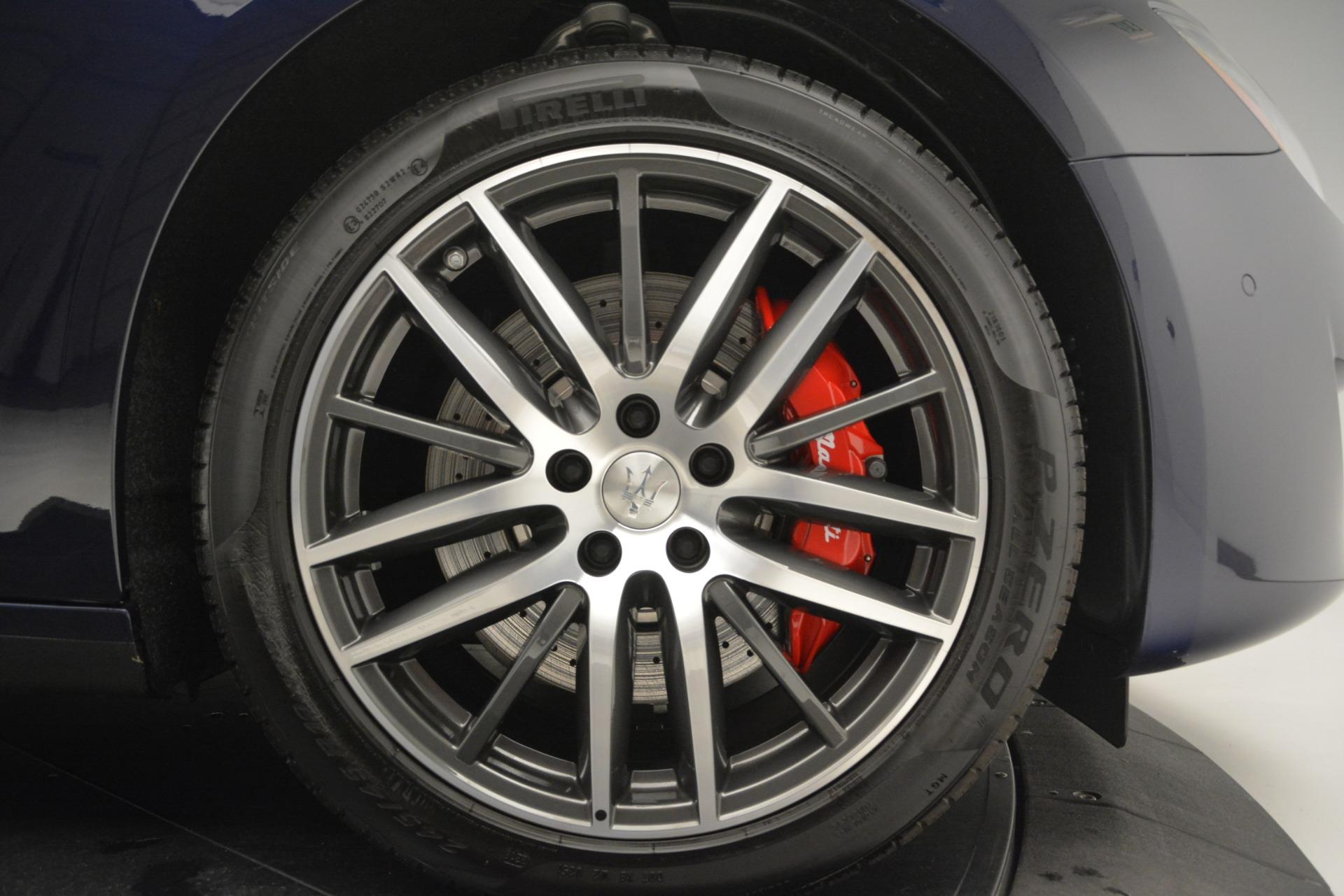 New 2019 Maserati Ghibli S Q4 For Sale In Greenwich, CT. Alfa Romeo of Greenwich, W632 2612_p12